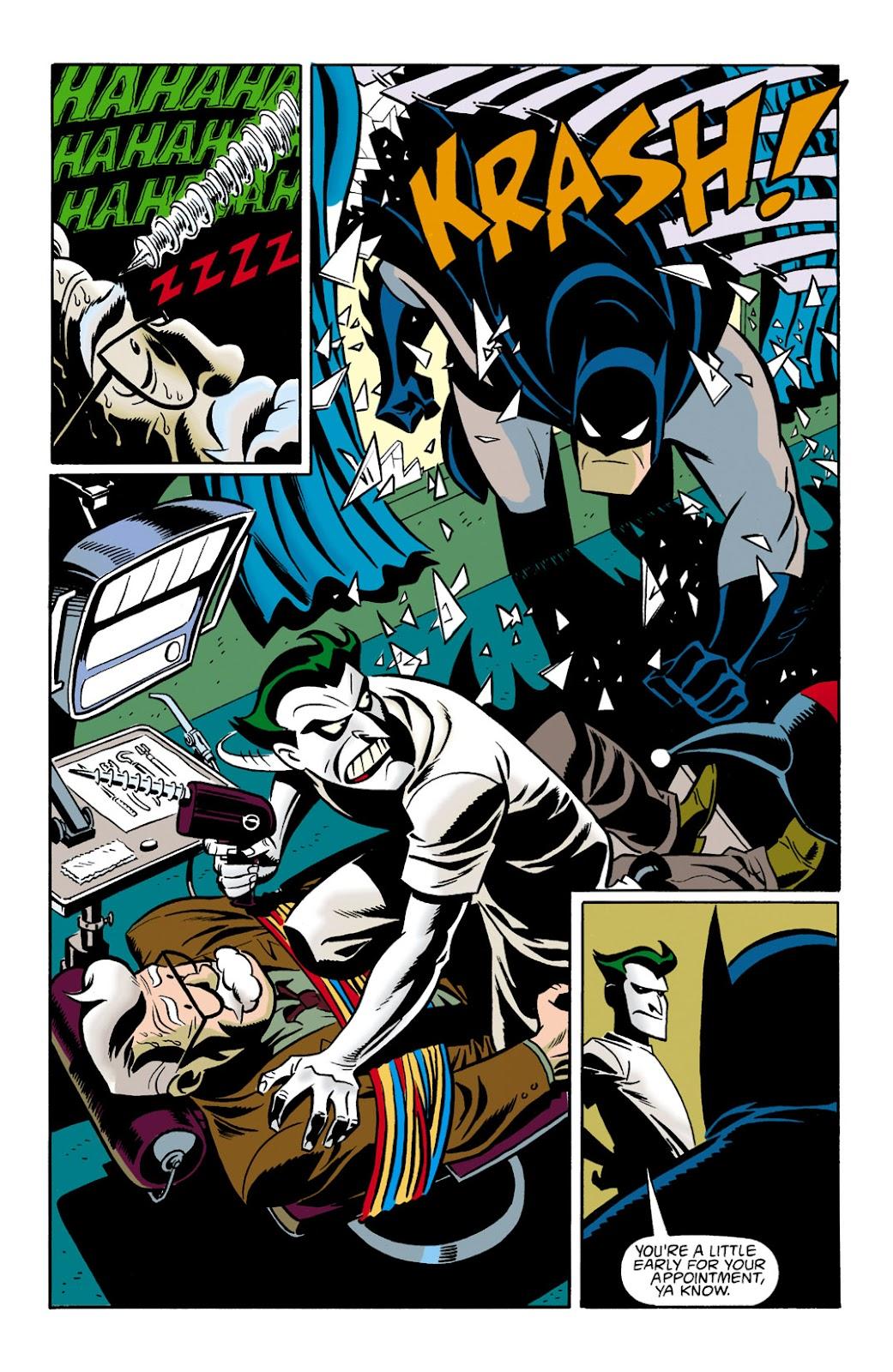 The Batman Adventures: Mad Love Full #1 - English 6