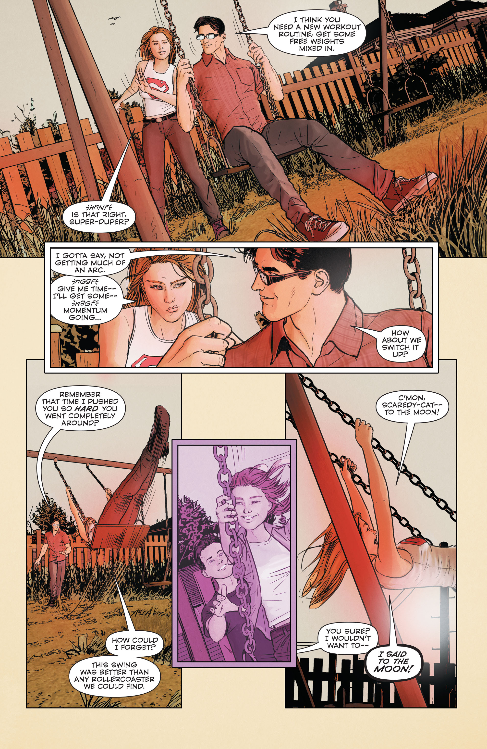 Read online Superman (2011) comic -  Issue #51 - 13