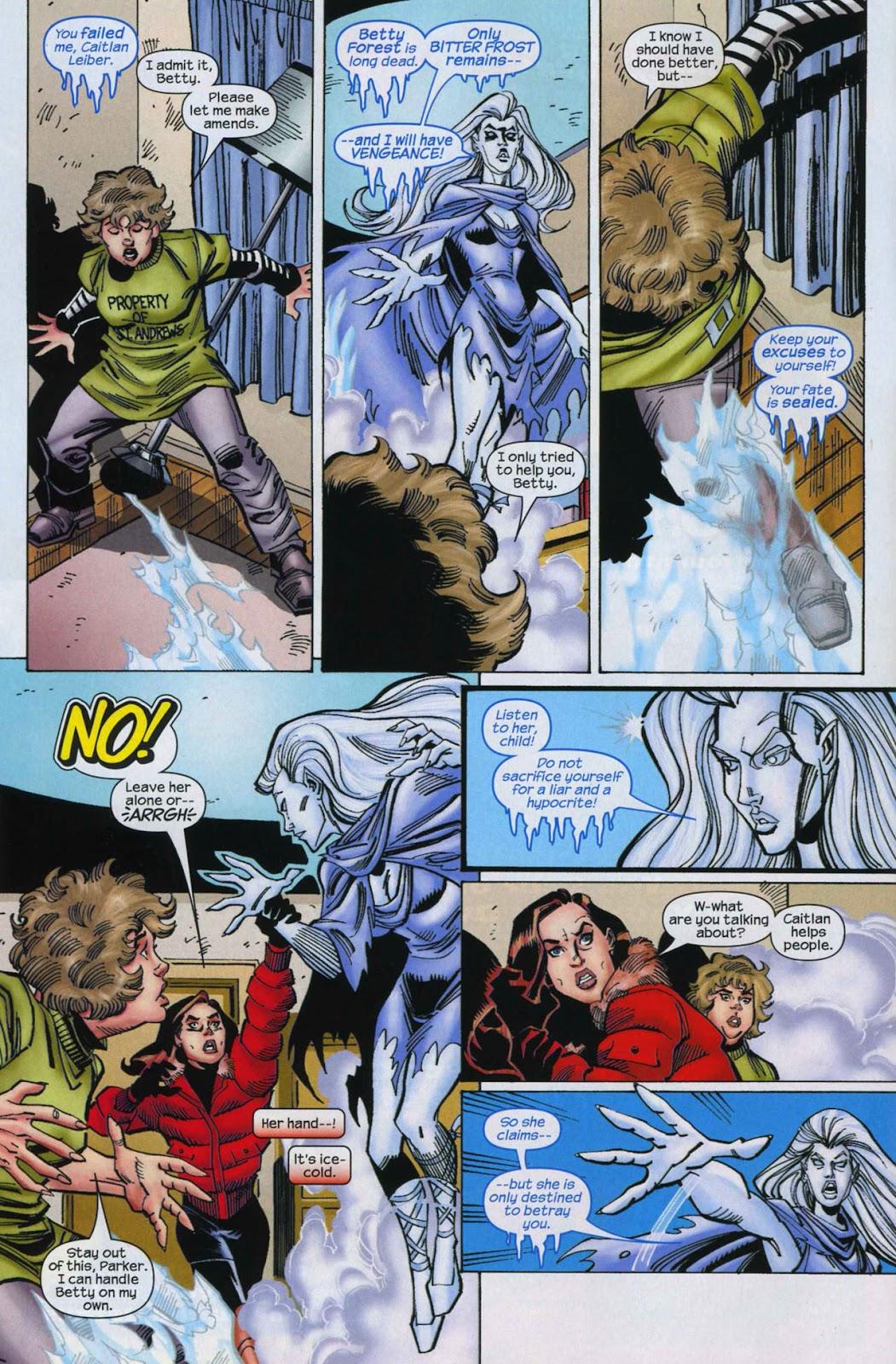 Amazing Spider-Girl Issue #3 #4 - English 10