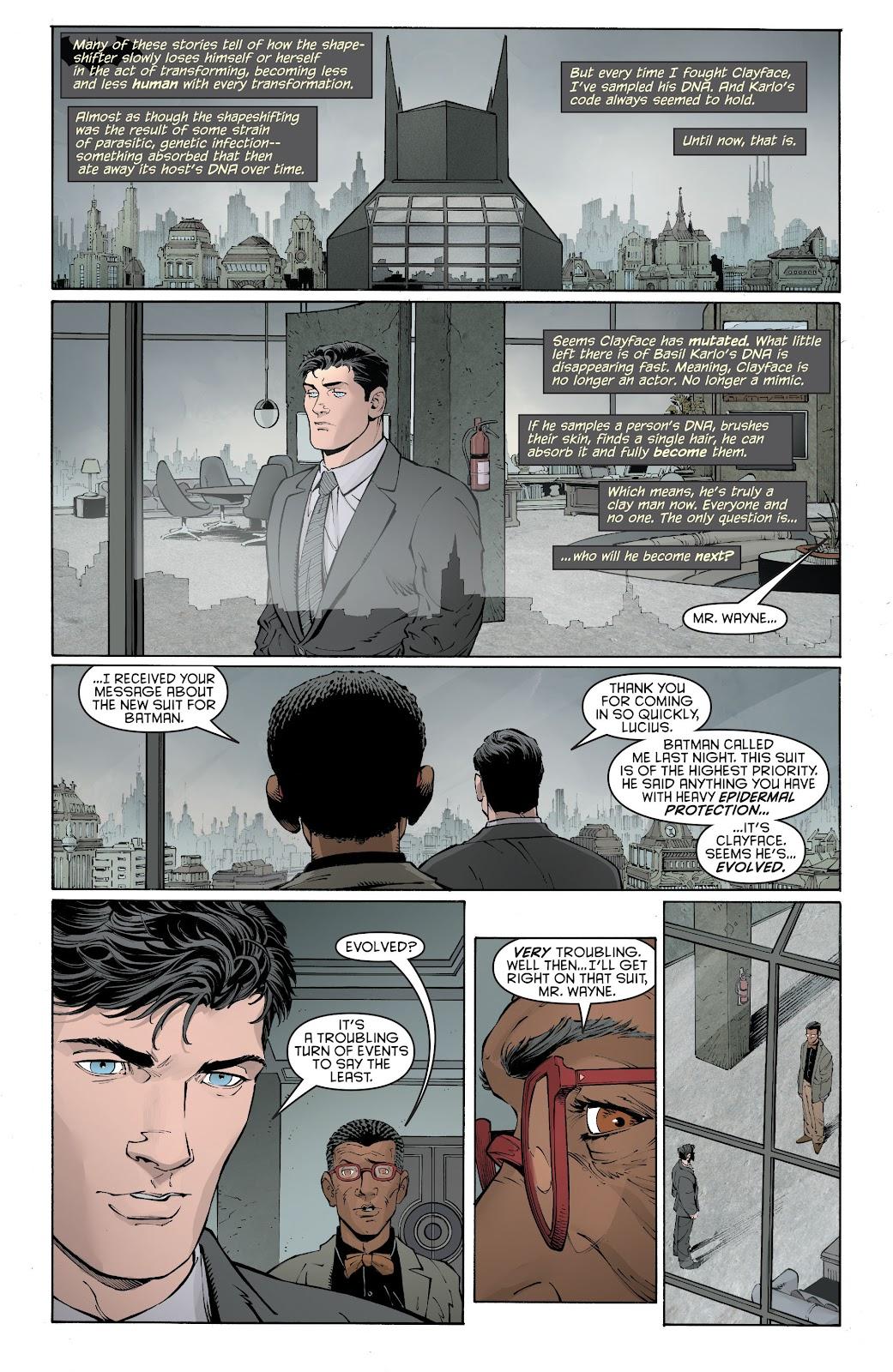 Batman (2011) Issue #19 #34 - English 19