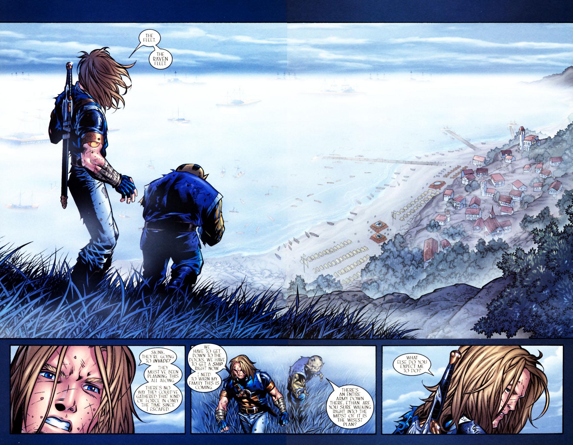 Read online Scion comic -  Issue #4 - 15