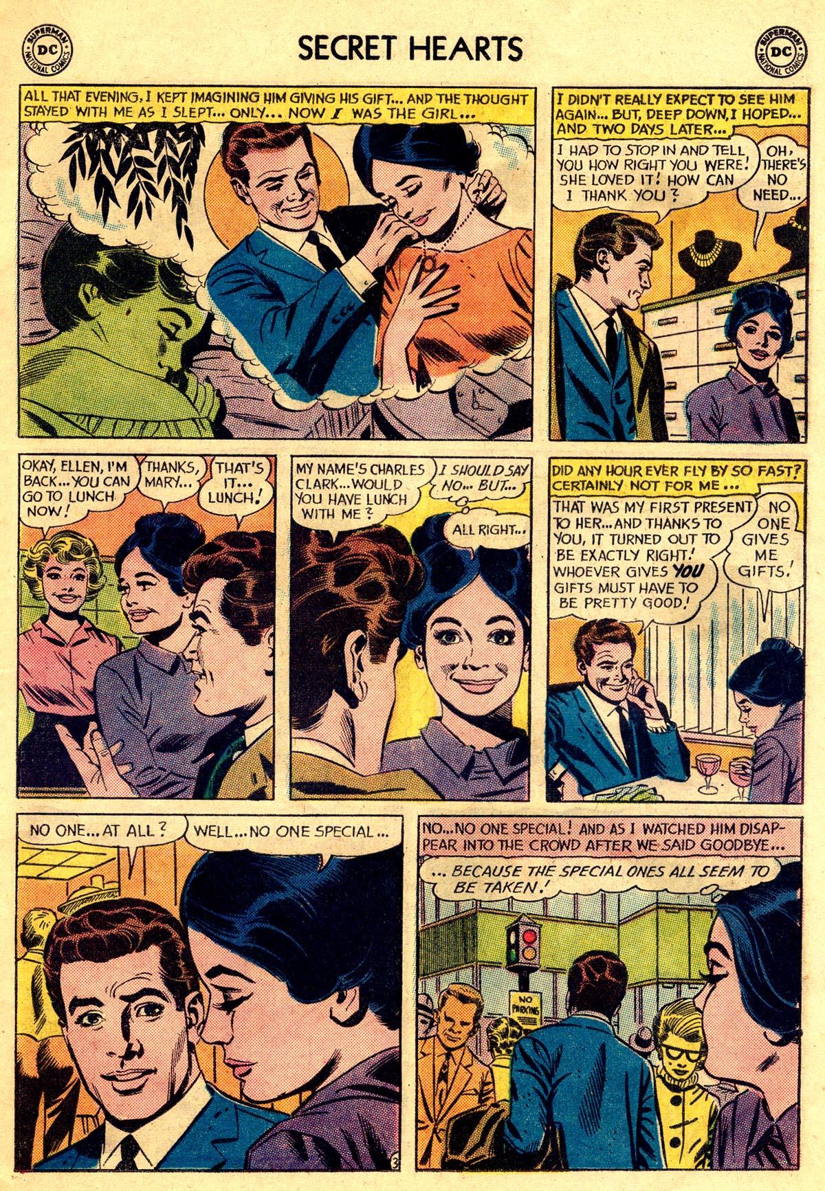 Read online Secret Hearts comic -  Issue #81 - 13
