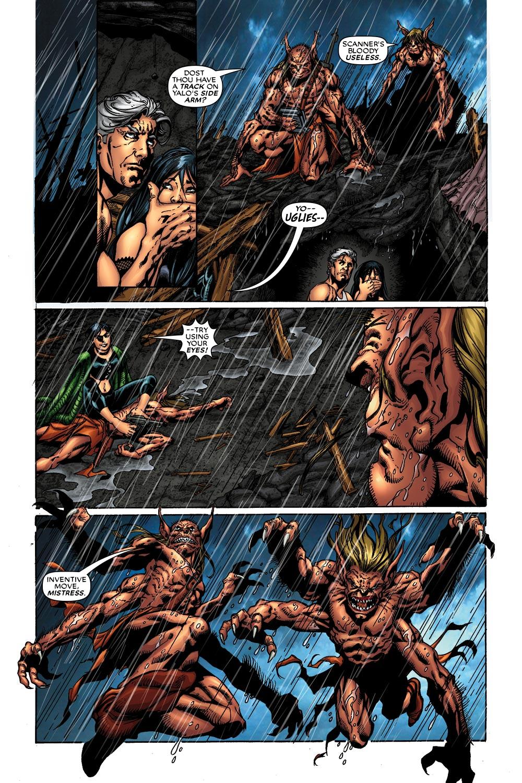 Excalibur (2004) Issue #7 #7 - English 16