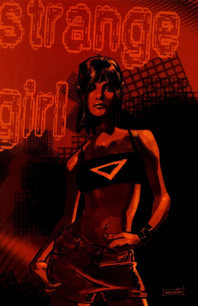 Strange Girl Issue #1 #2 - English 33