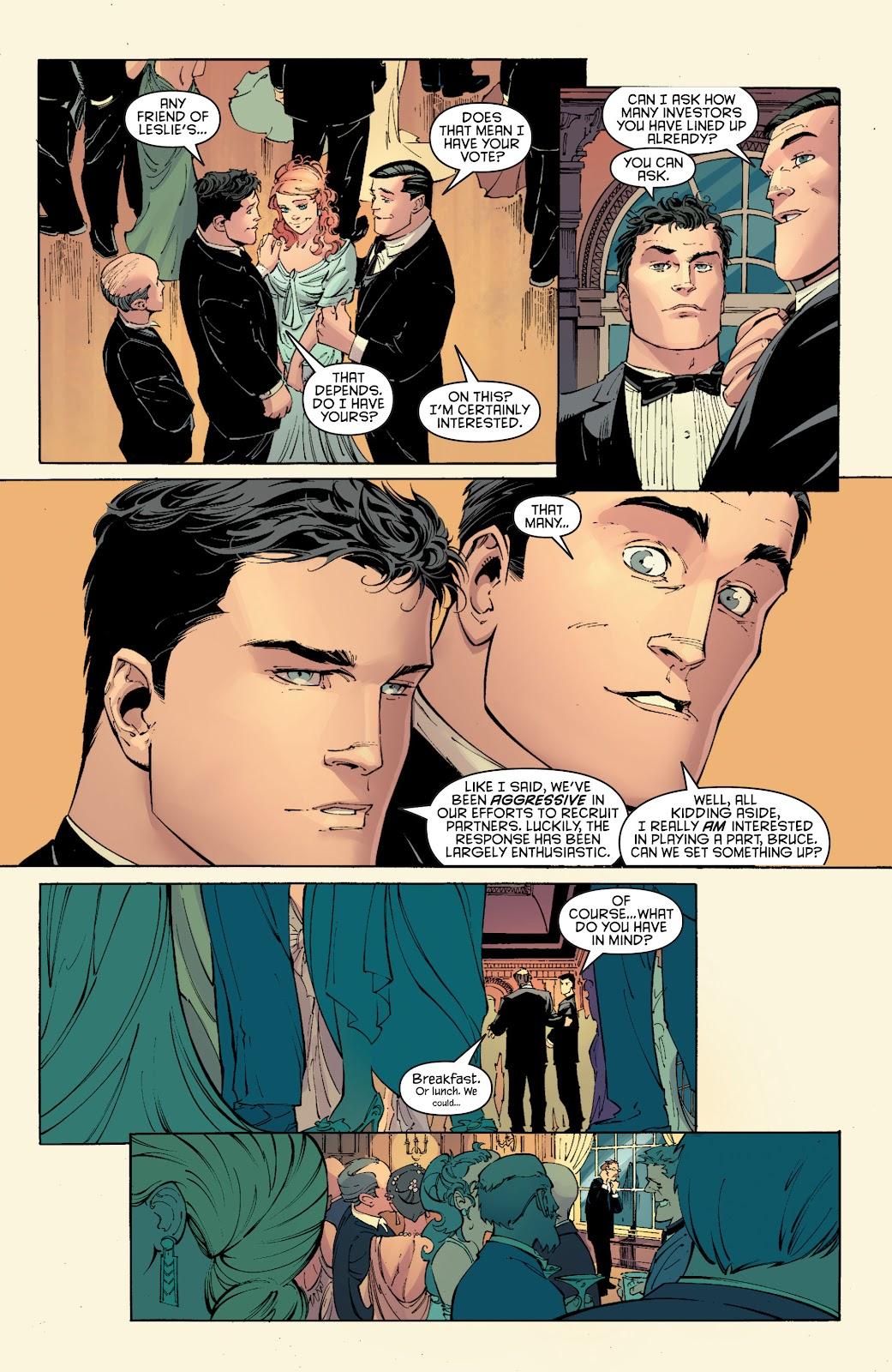 Batman (2011) Issue #1 #16 - English 17