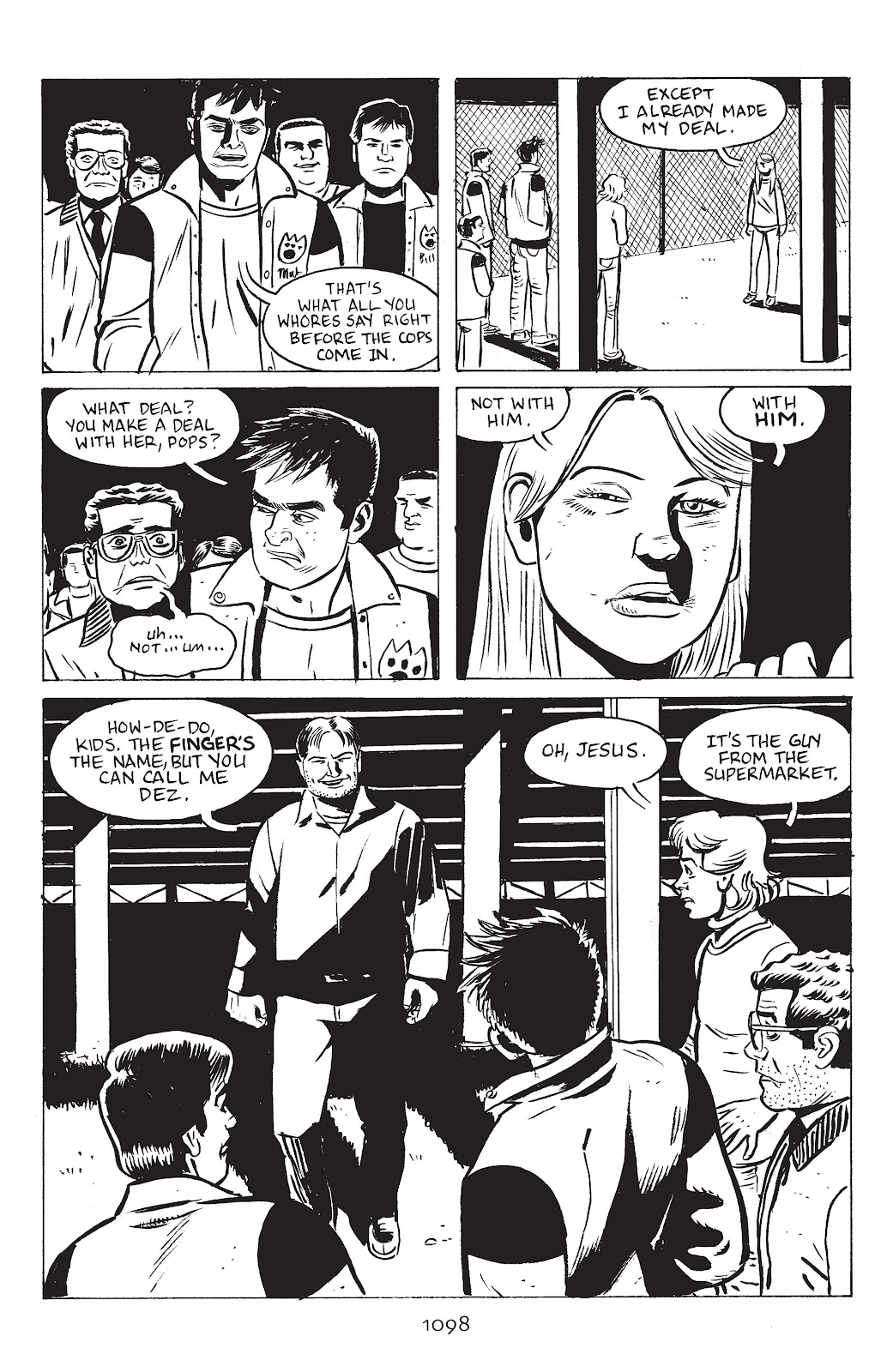 Stray Bullets Issue #41 #41 - English 22
