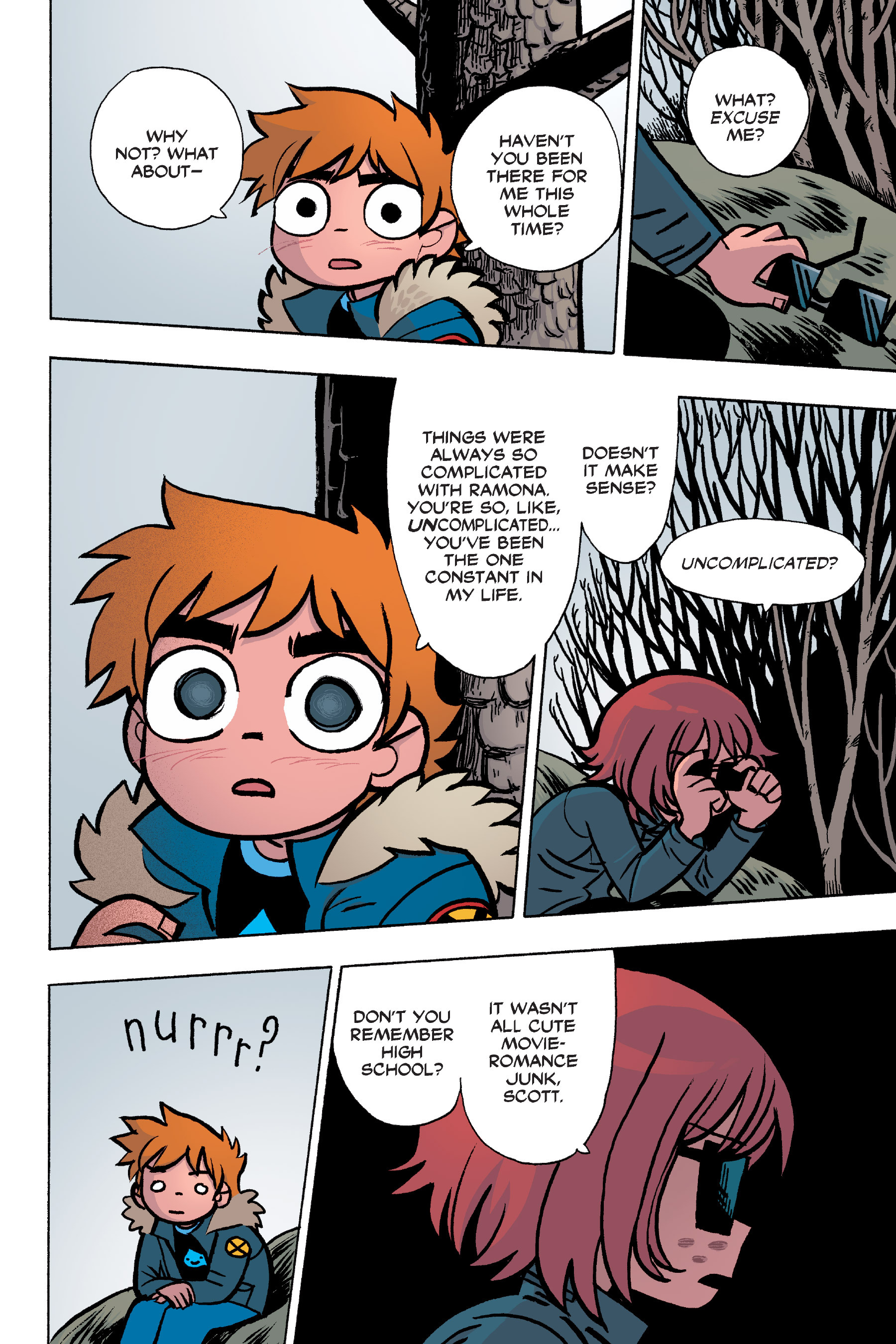Read online Scott Pilgrim comic -  Issue #6 - 71