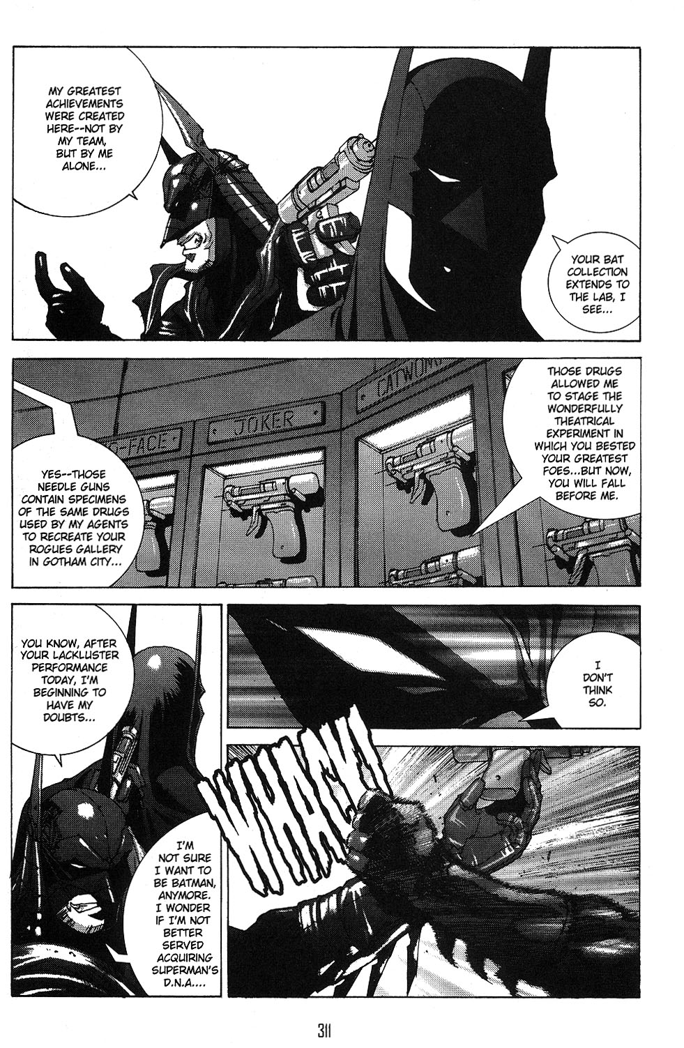 Read online Batman: Child of Dreams comic -  Issue # Full - 295
