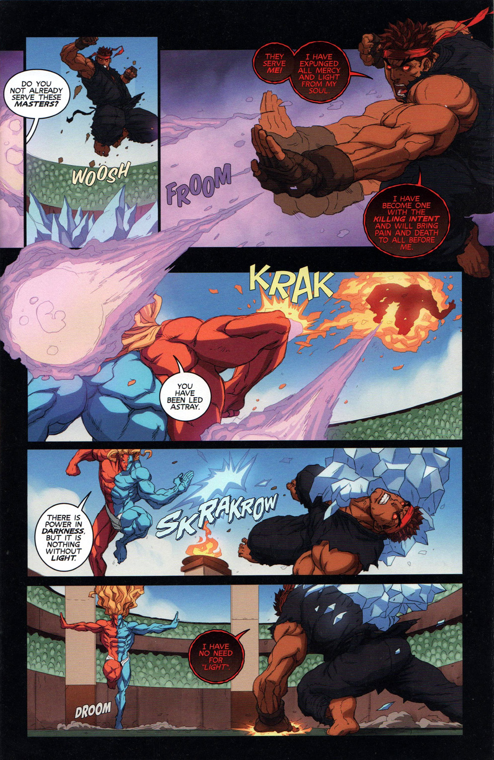 Street Fighter Unlimited Issue #10 #12 - English 7