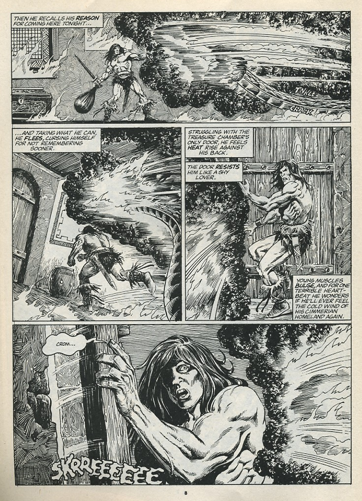 The Savage Sword Of Conan Issue #174 #175 - English 10