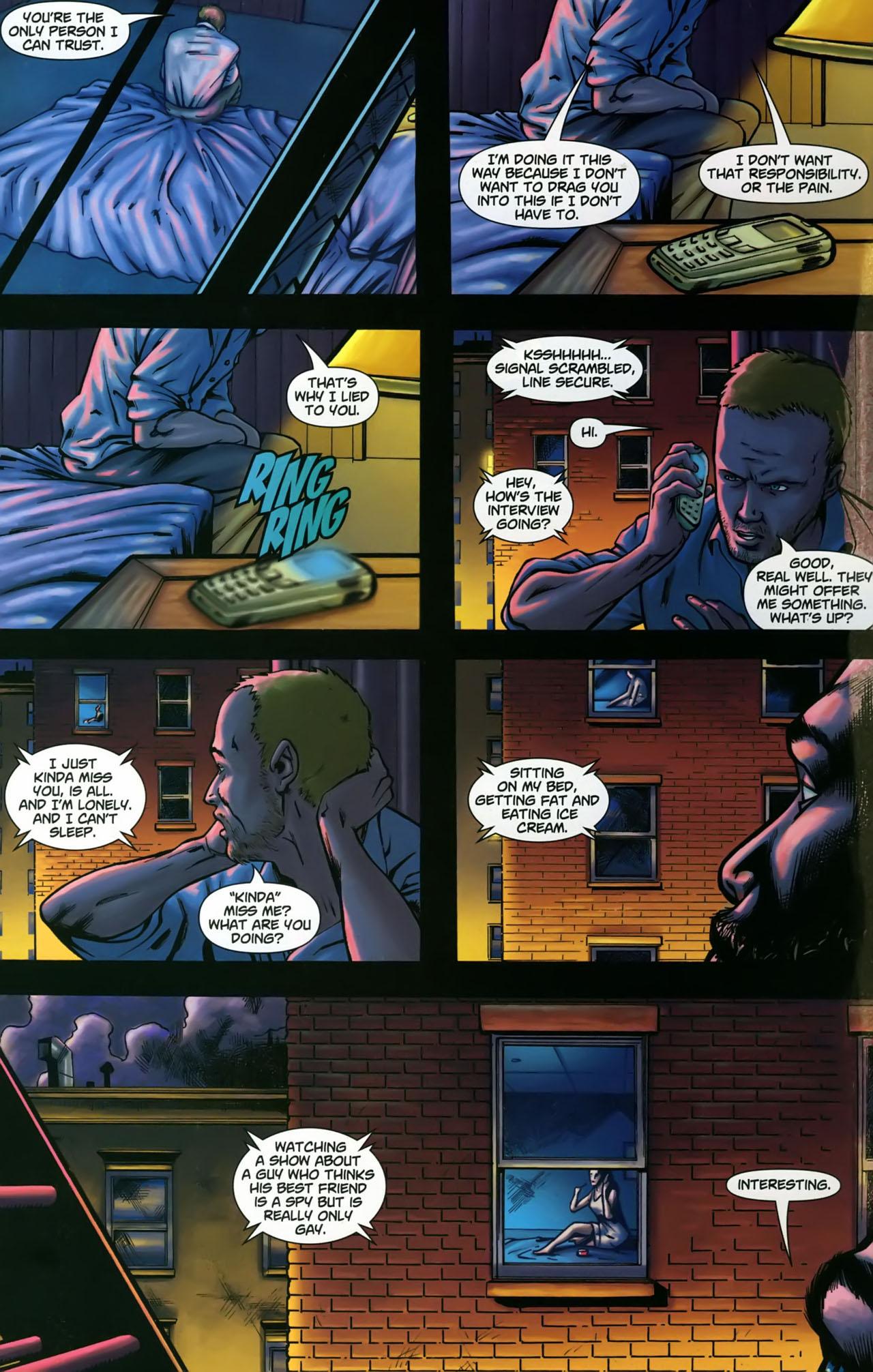 Read online Martian Manhunter (2006) comic -  Issue #3 - 8