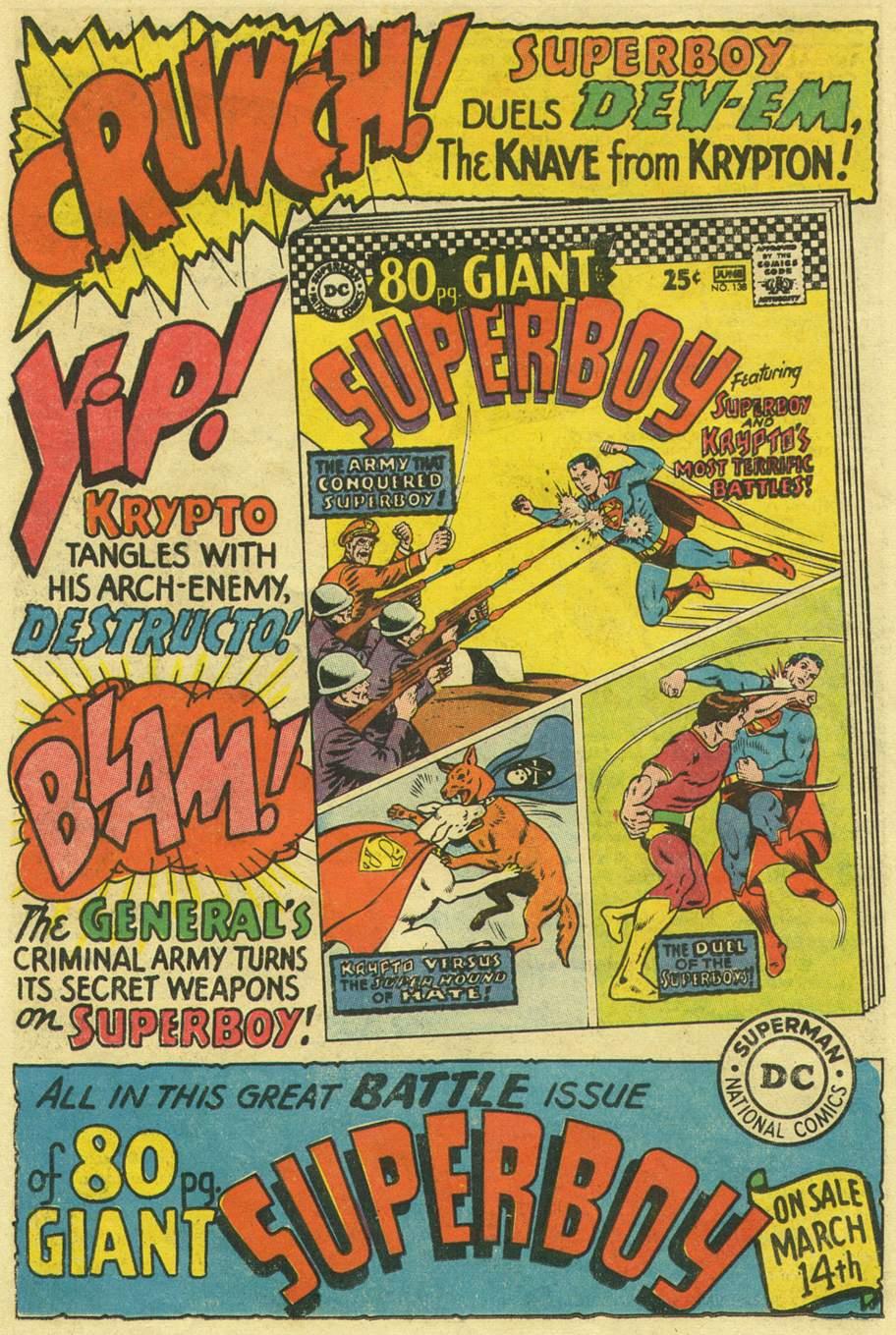 Aquaman (1962) Issue #33 #33 - English 14