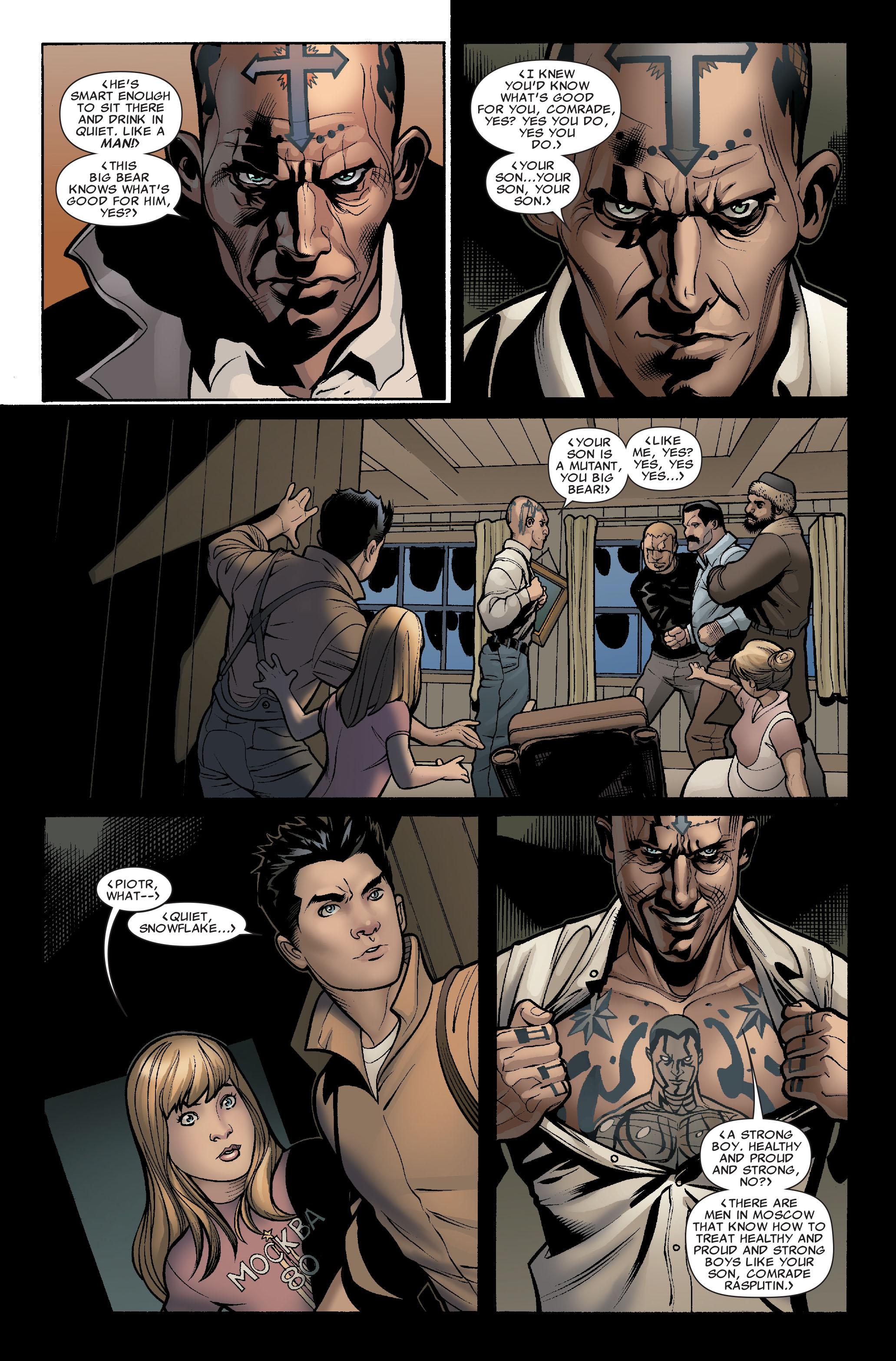 Uncanny X-Men (1963) 505 Page 5