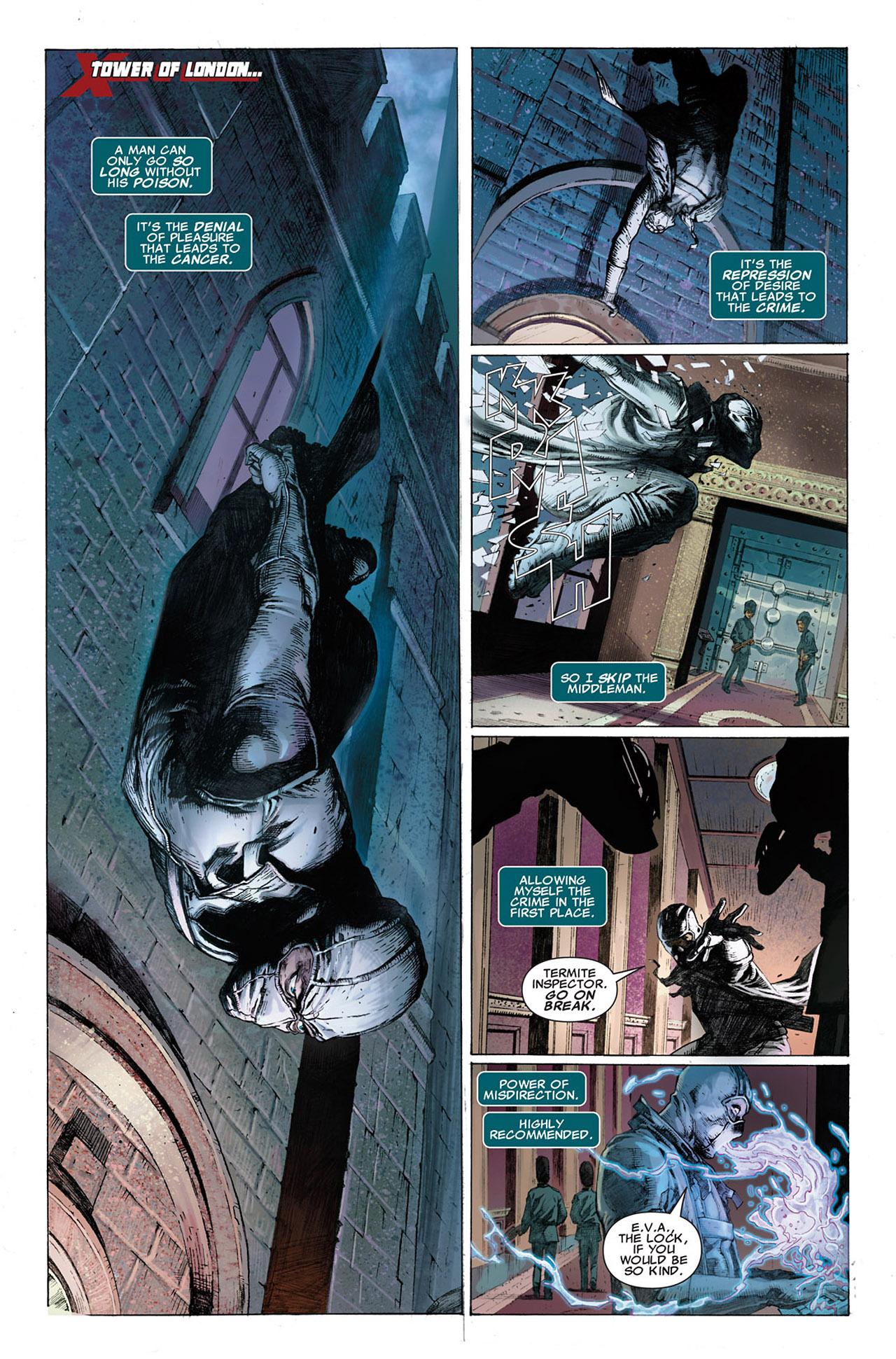 Uncanny X-Force (2010) #1 #37 - English 11
