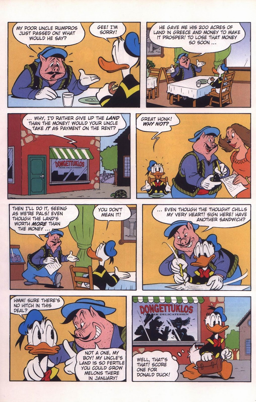 Uncle Scrooge (1953) Issue #312 #312 - English 7