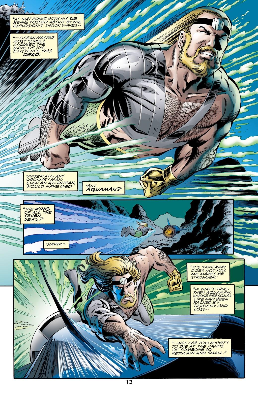 Aquaman (1994) Issue #69 #75 - English 13