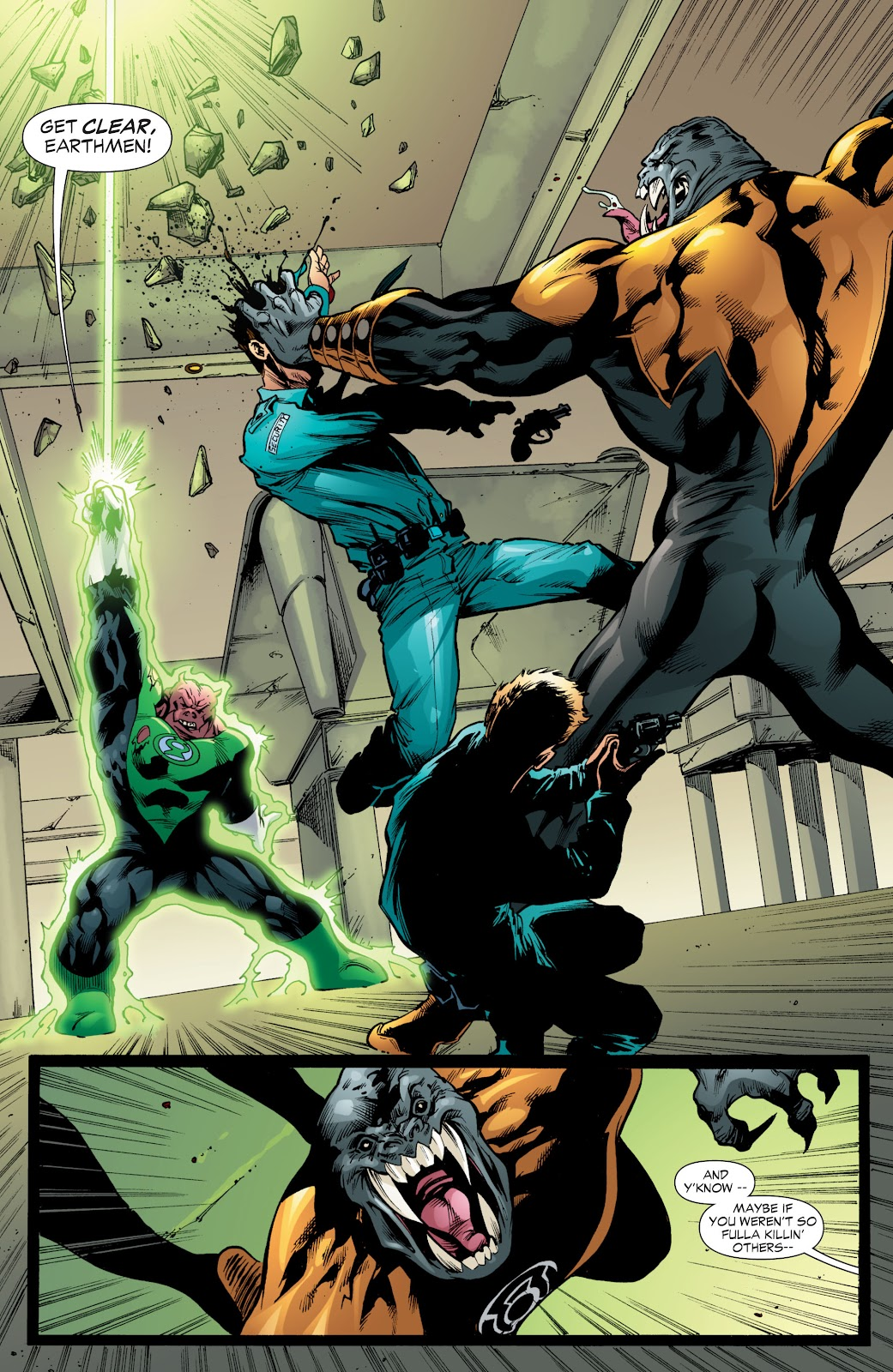 Green Lantern: The Sinestro Corps War Full #1 - English 211