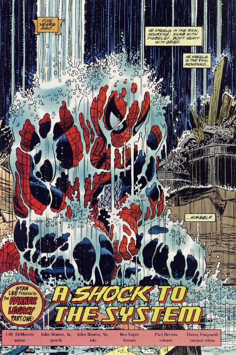 Read online Spider-Man: The Lost Years comic -  Issue #0 - 42