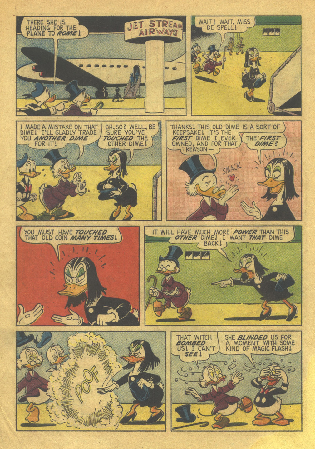 Uncle Scrooge (1953) Issue #36 #36 - English 6