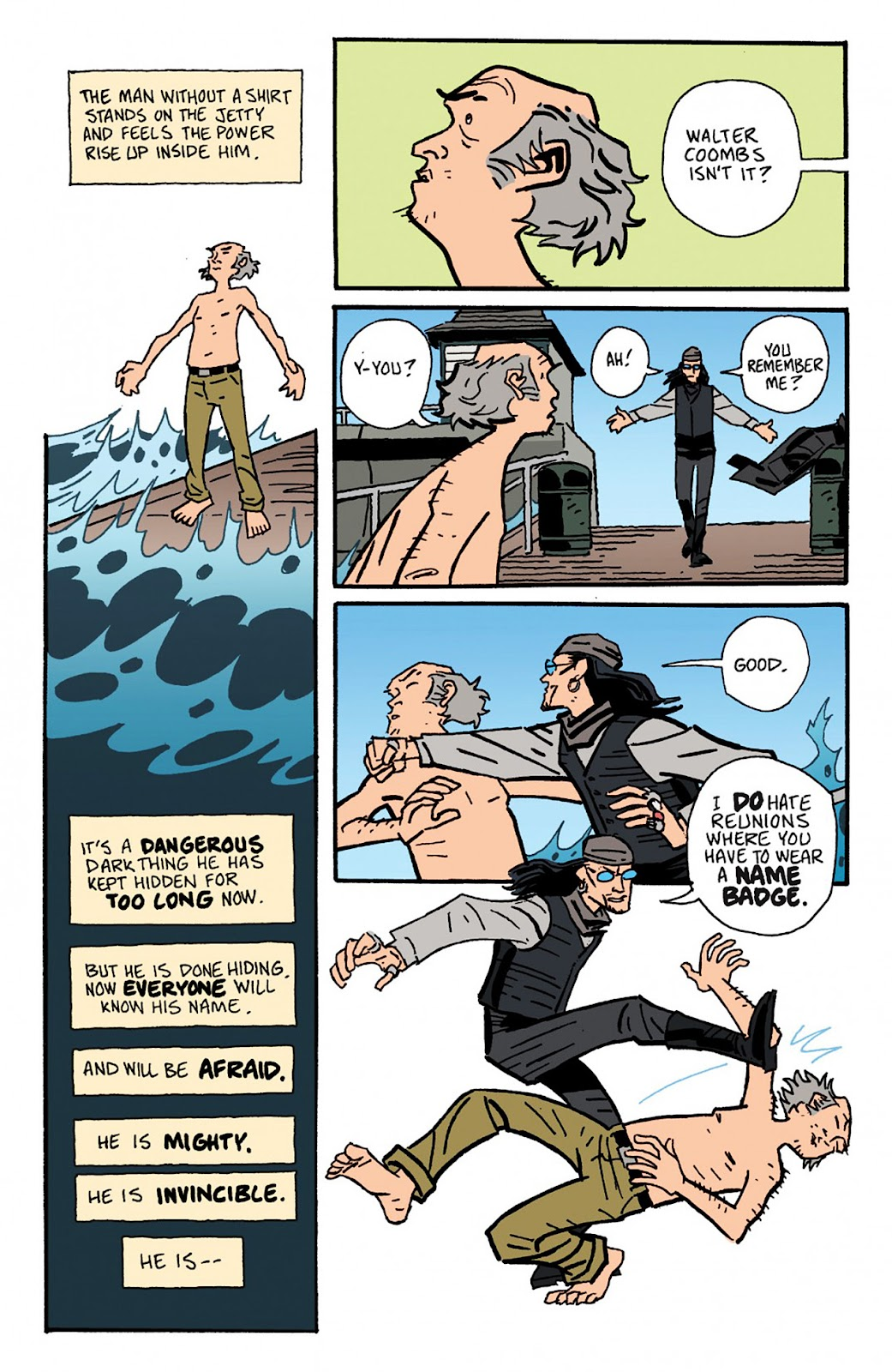 Mudman Issue #4 #4 - English 24