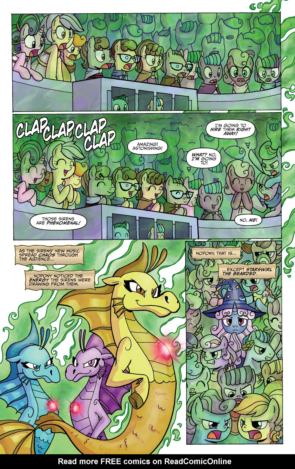 My Little Pony: Fiendship is Magic Issue #3 #3 - English 17