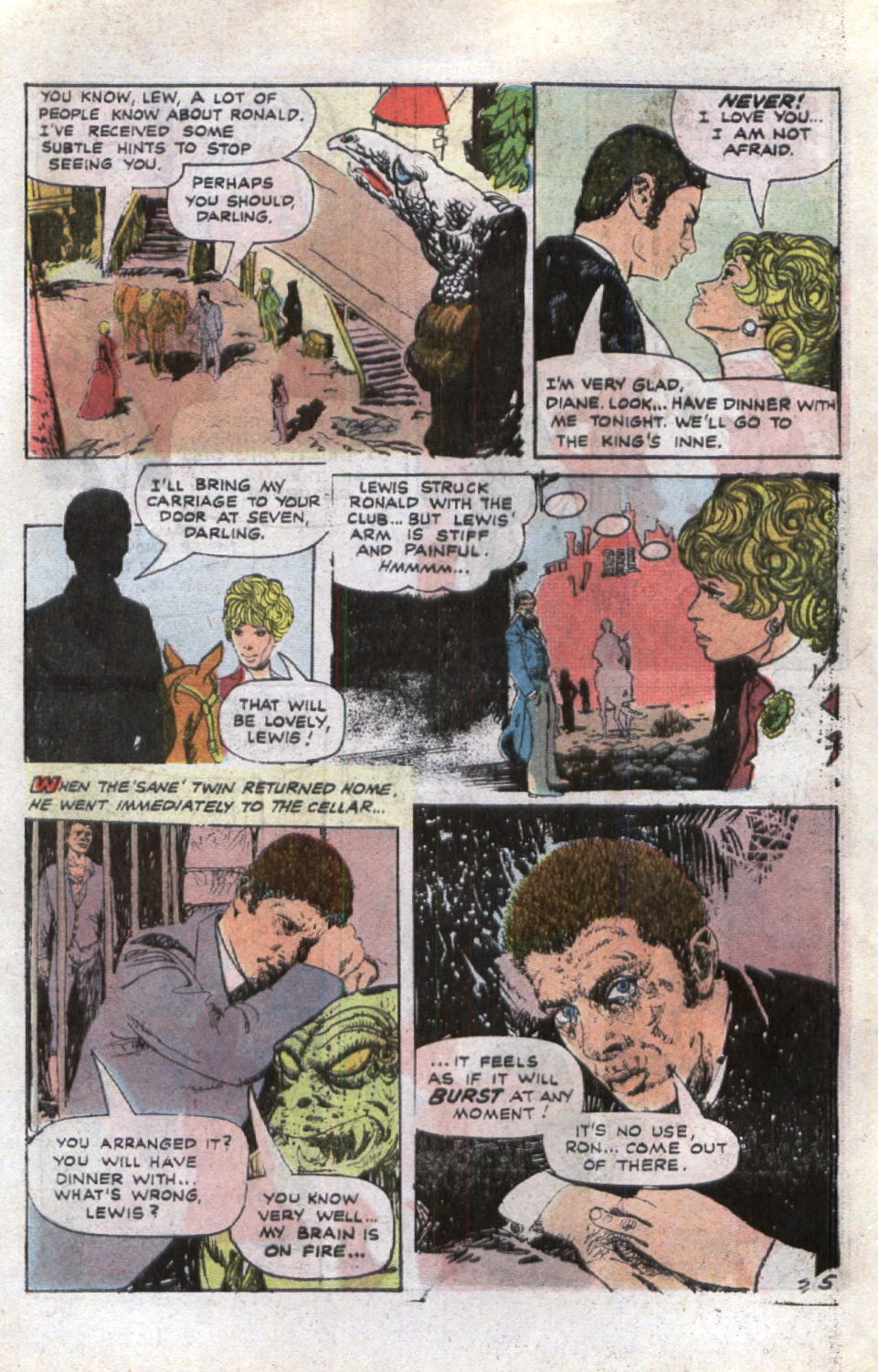 Read online Scary Tales comic -  Issue #32 - 28