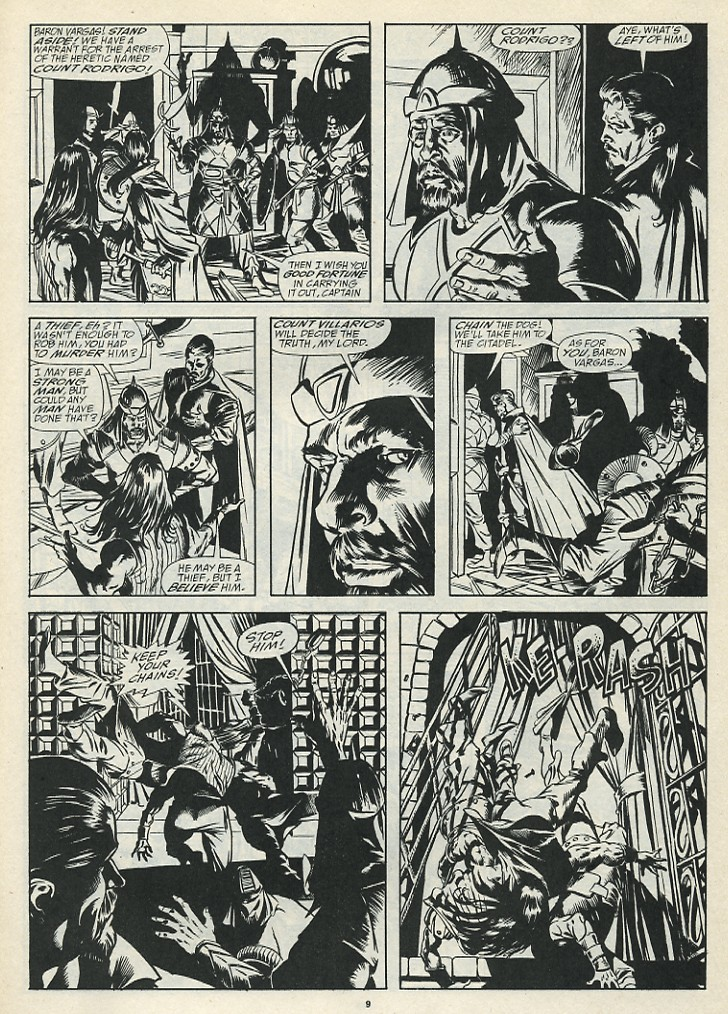 The Savage Sword Of Conan Issue #185 #186 - English 11