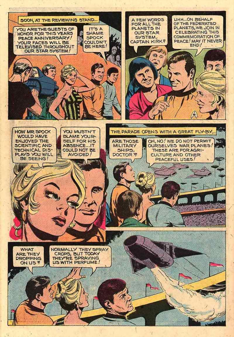 Star Trek (1967) #59 #59 - English 18