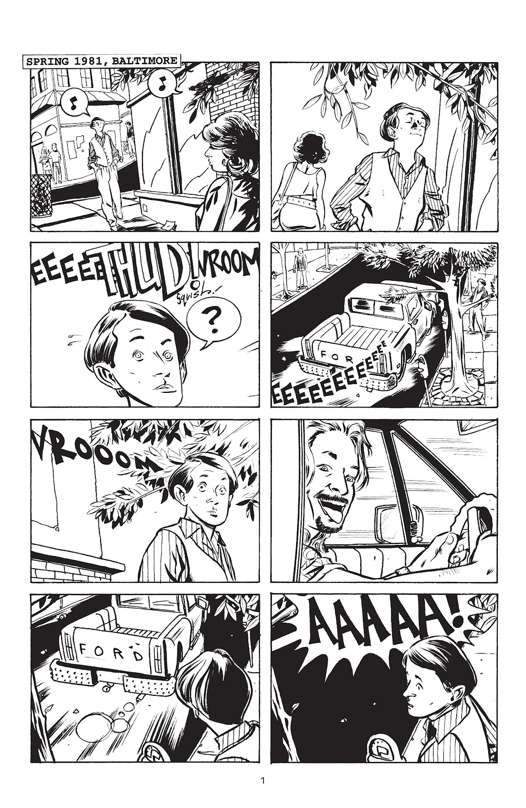 Stray Bullets Issue #5 #5 - English 3
