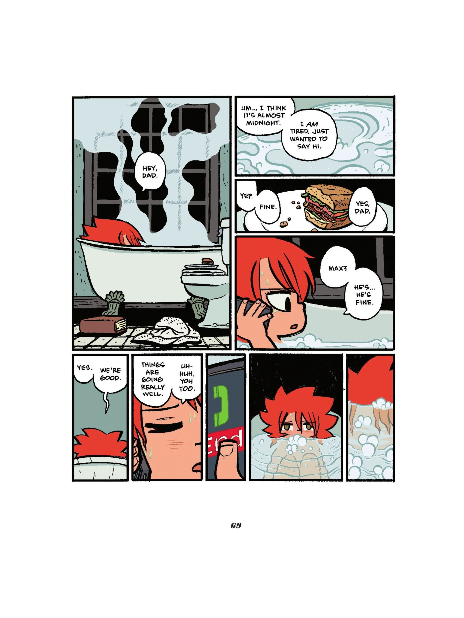 Read online Seconds comic -  Issue # Full - 71