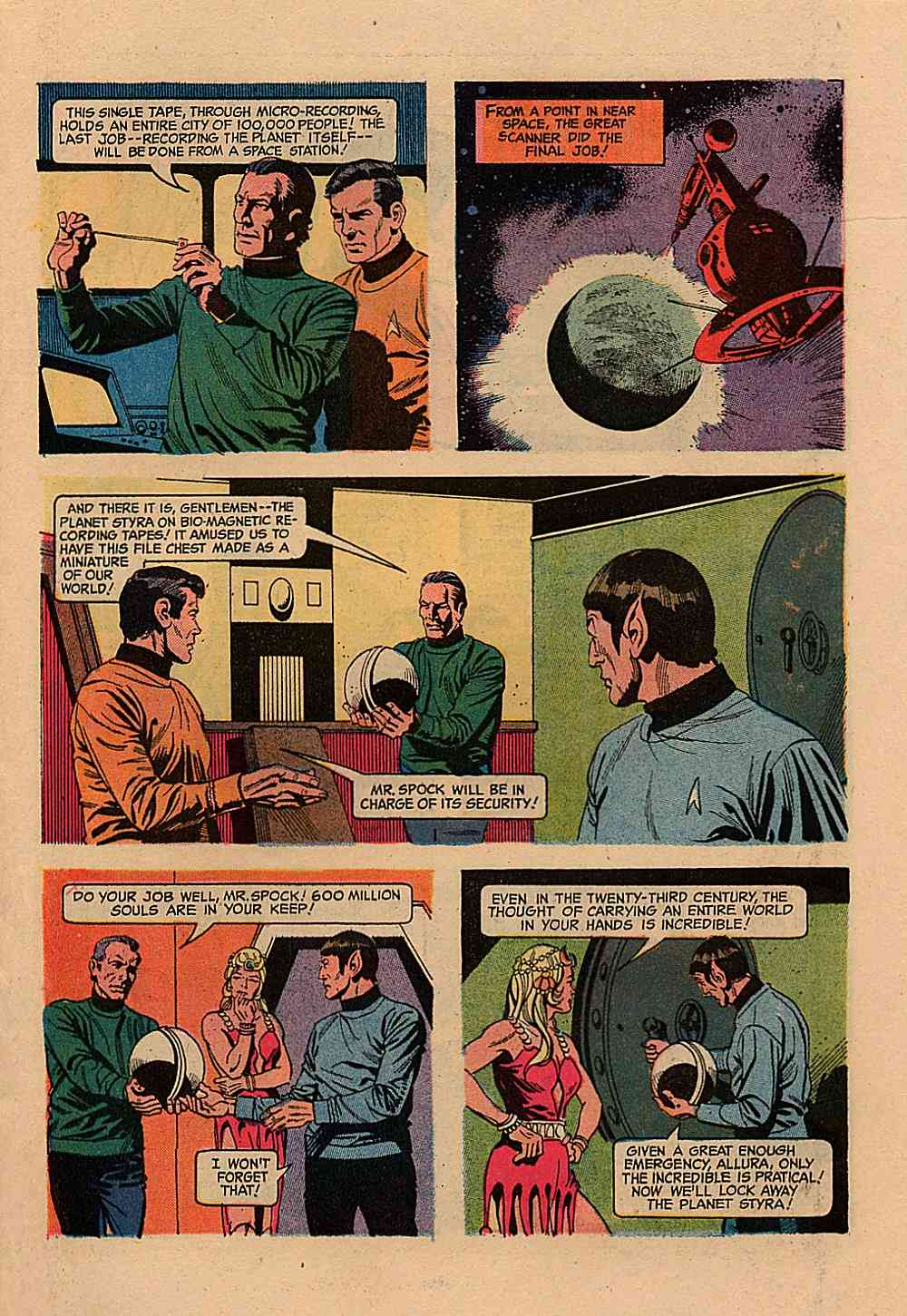 Star Trek (1967) Issue #18 #18 - English 12