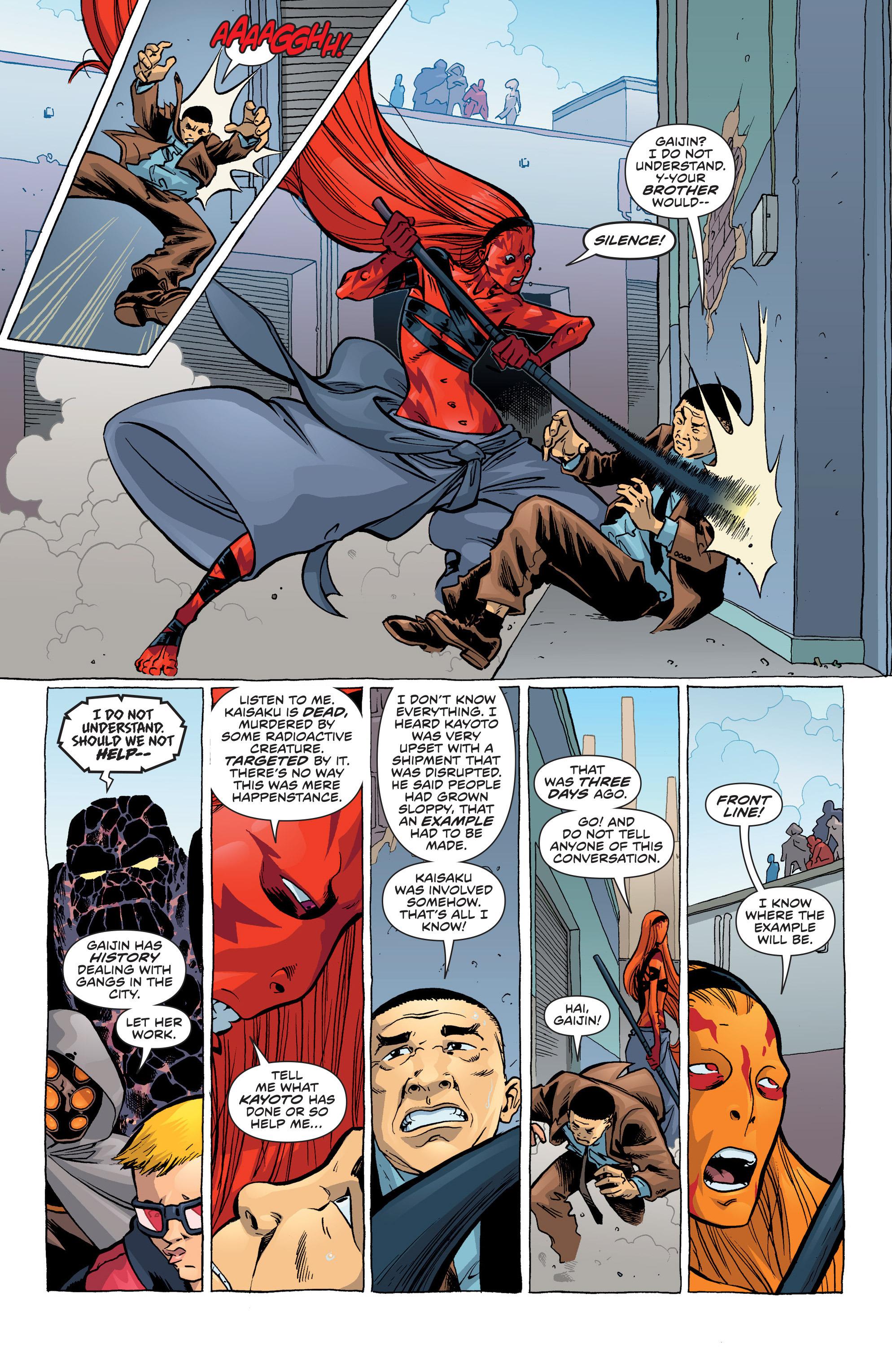 Read online Secret Identities comic -  Issue #3 - 12