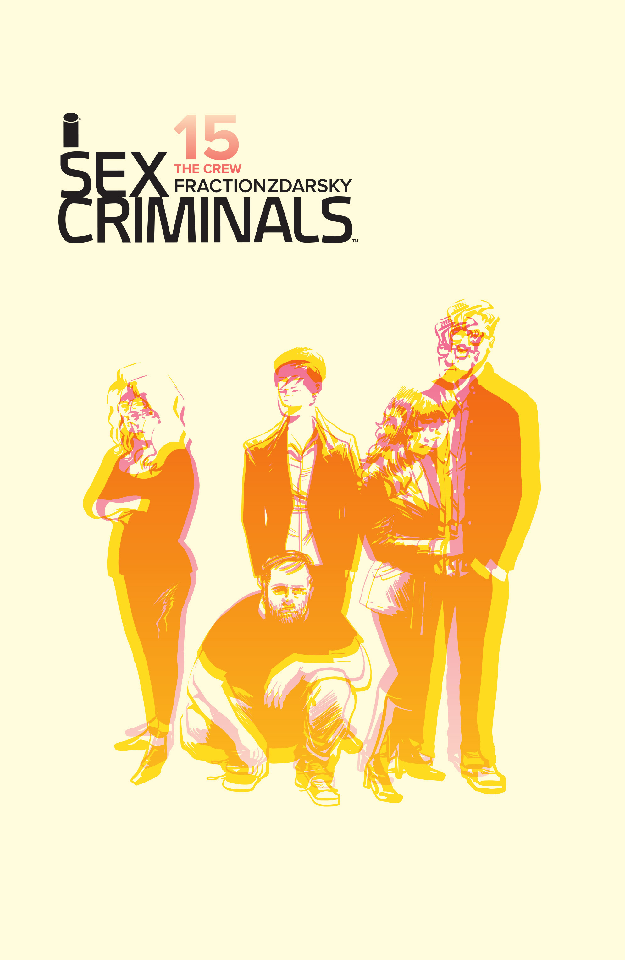 Sex Criminals 15 Page 1