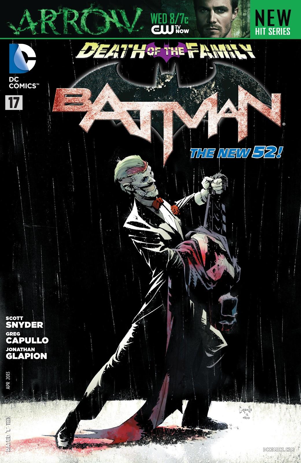Batman (2011) Issue #17 #32 - English 1
