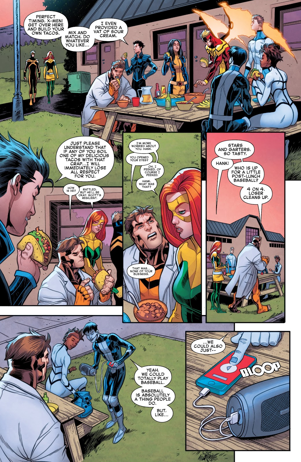 All-New X-Men (2016) Issue #19 #21 - English 21