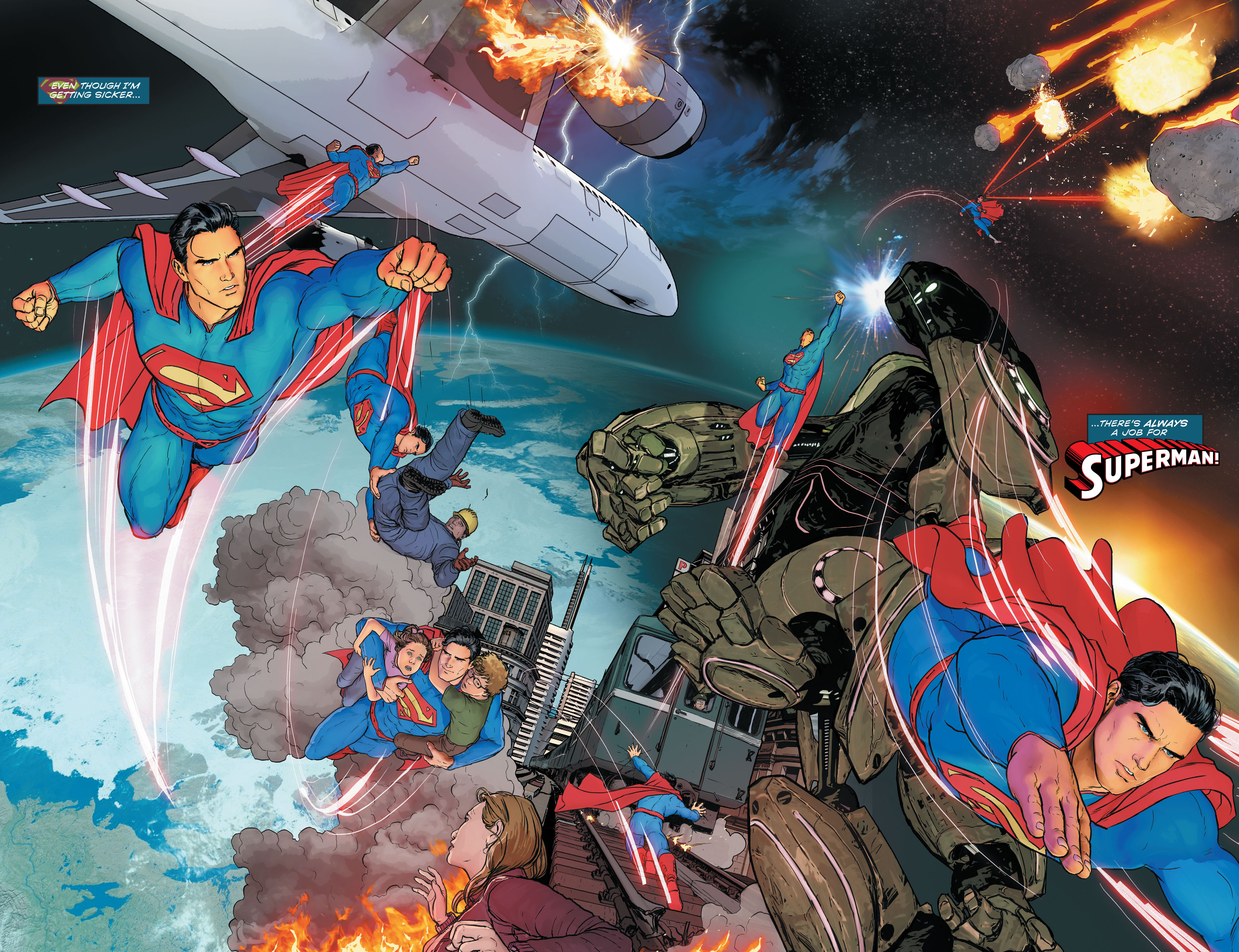 Read online Superman (2011) comic -  Issue #51 - 11