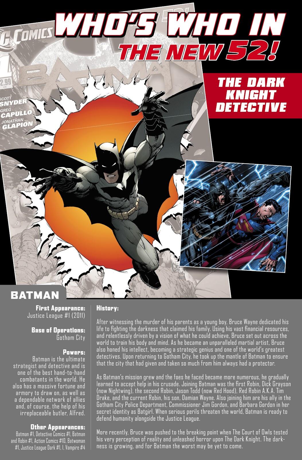 Batman (2011) Issue #0 #15 - English 30