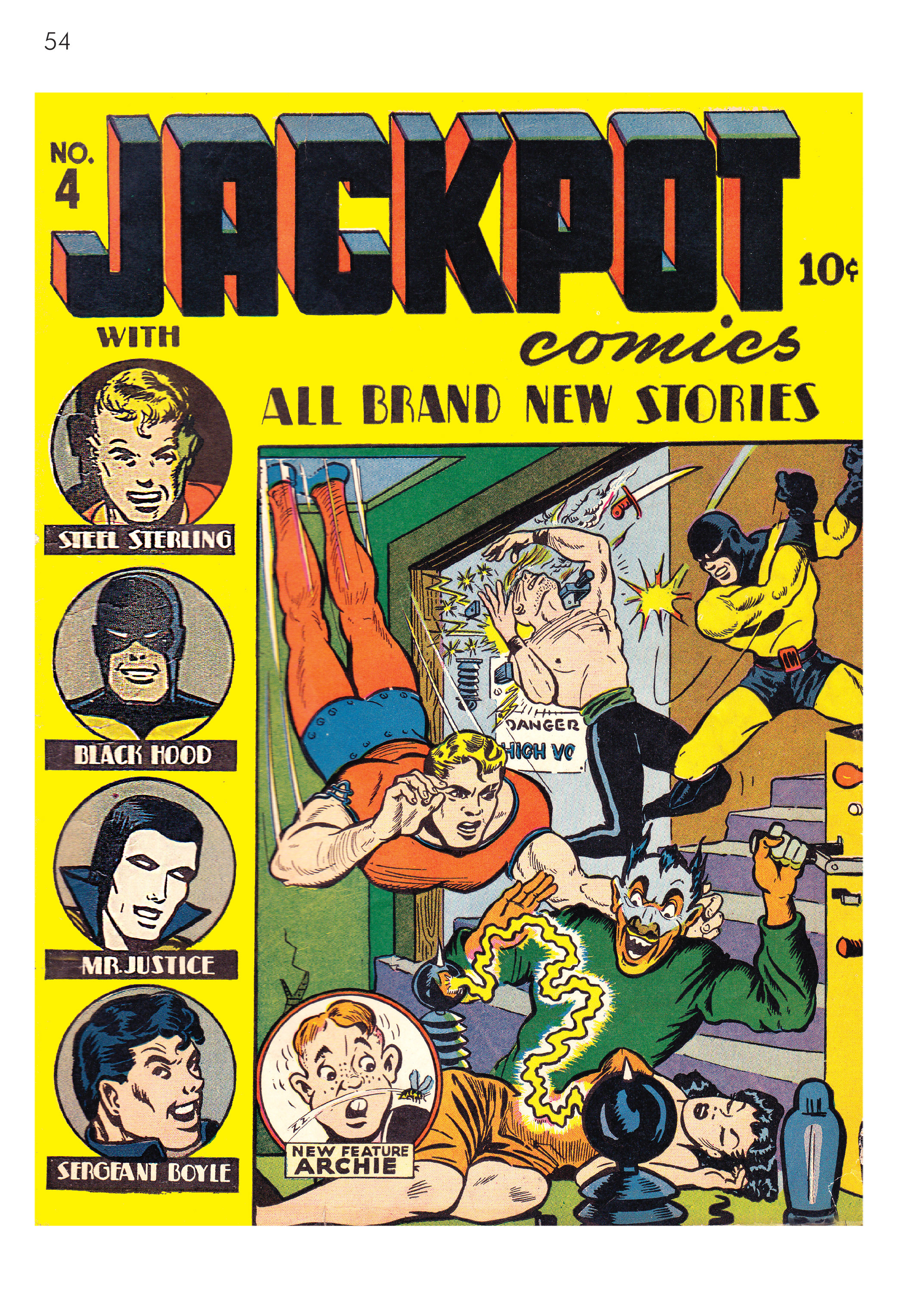 Read online The Best of Archie Comics comic -  Issue # TPB 4 (Part 1) - 55