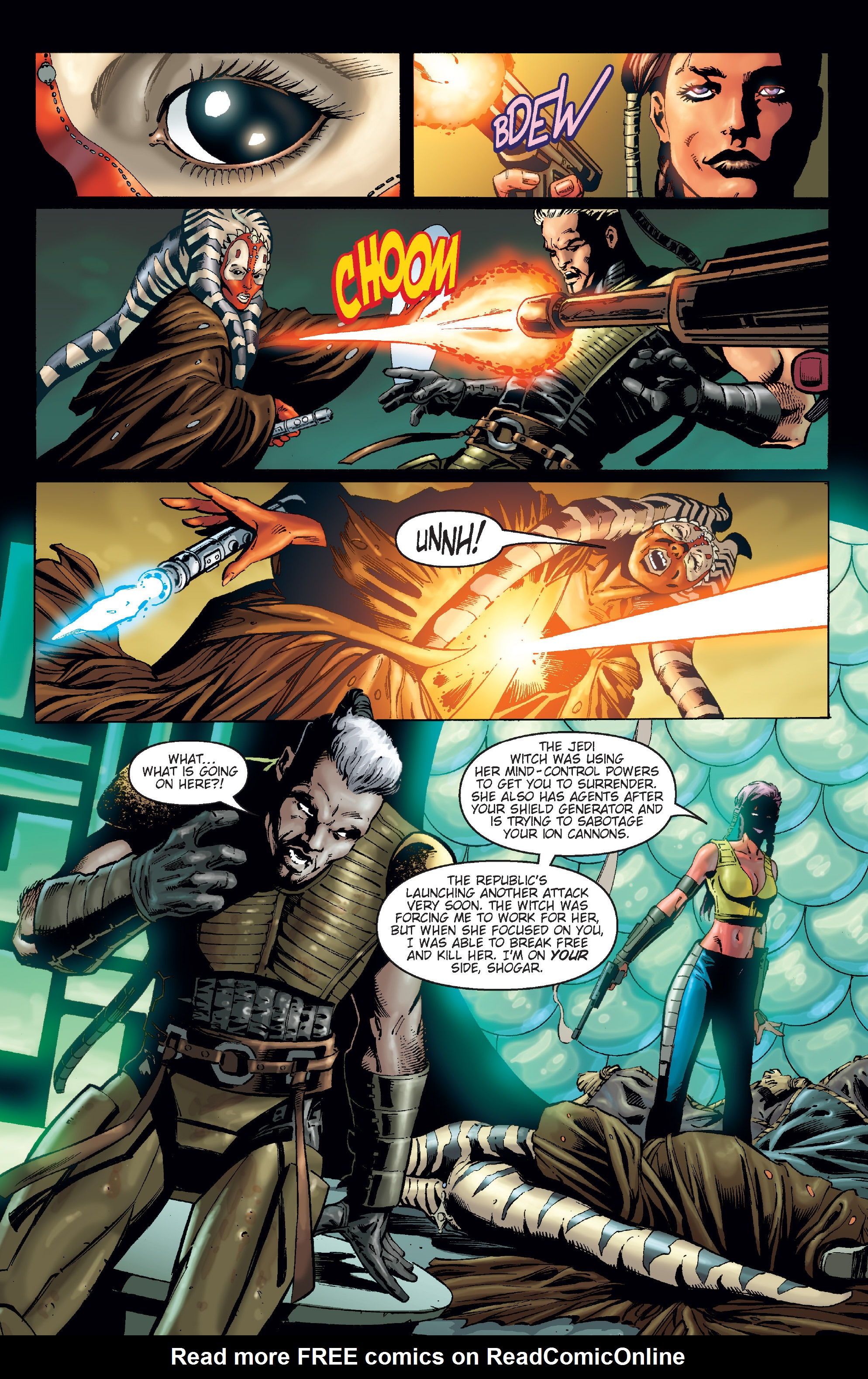 Star Wars Legends Epic Collection: The Clone Wars chap 2 pic 16