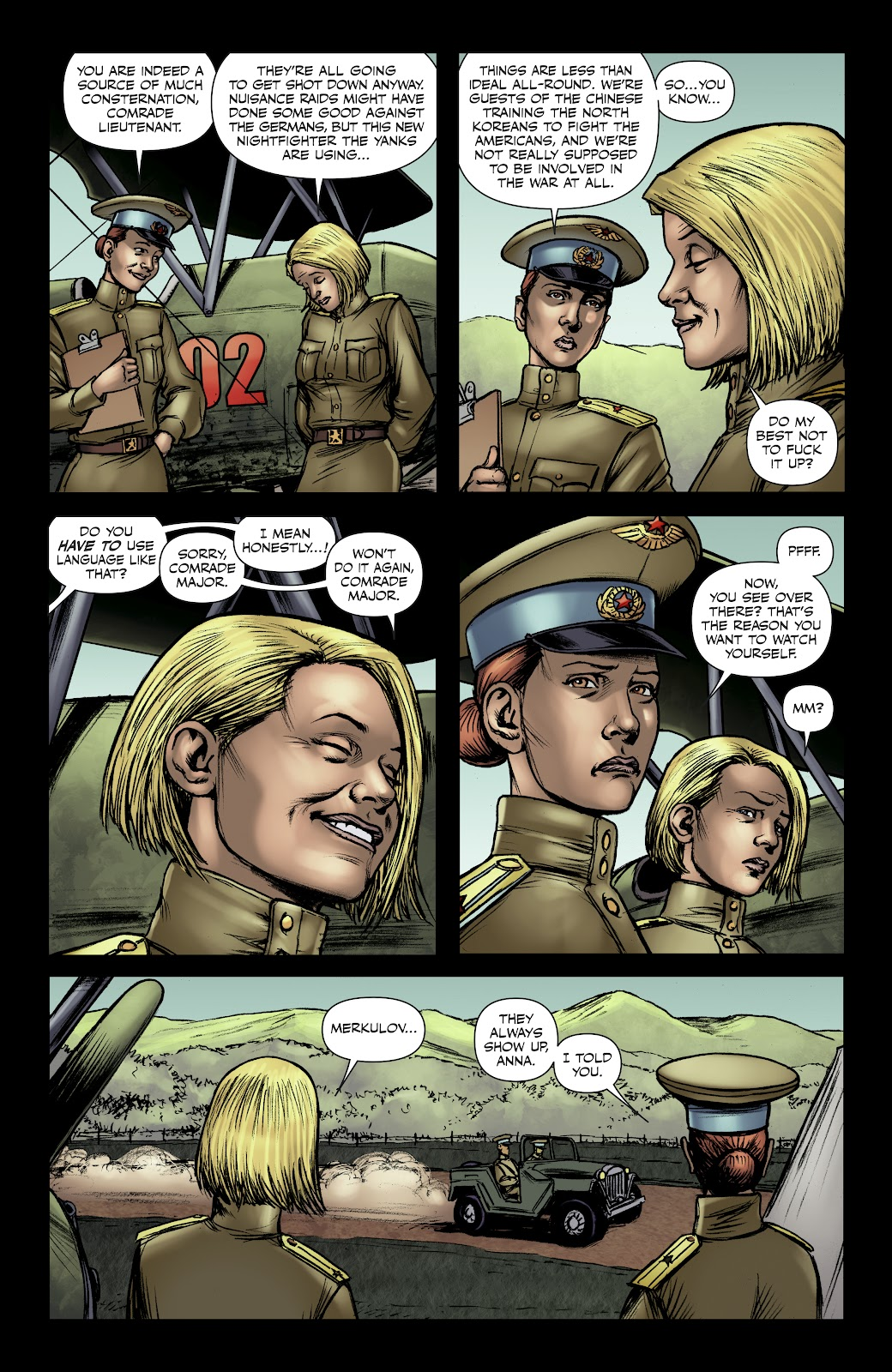 Battlefields TPB 2 #2 - English 32