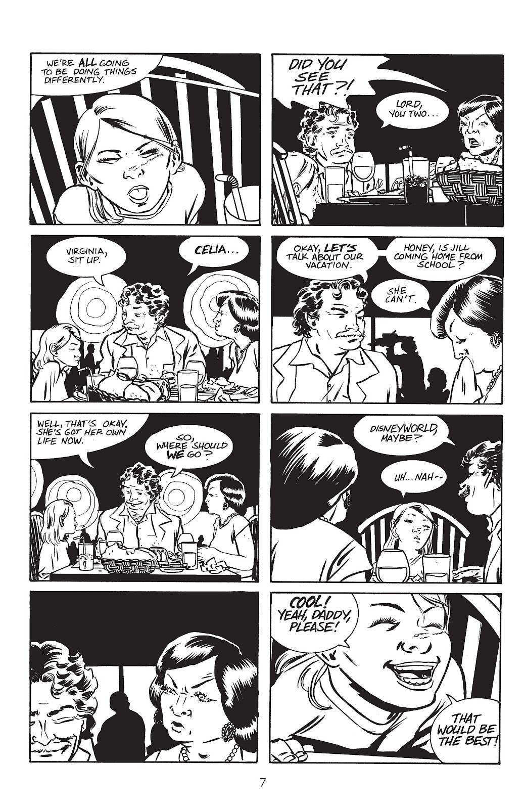 Stray Bullets Issue #7 #7 - English 9