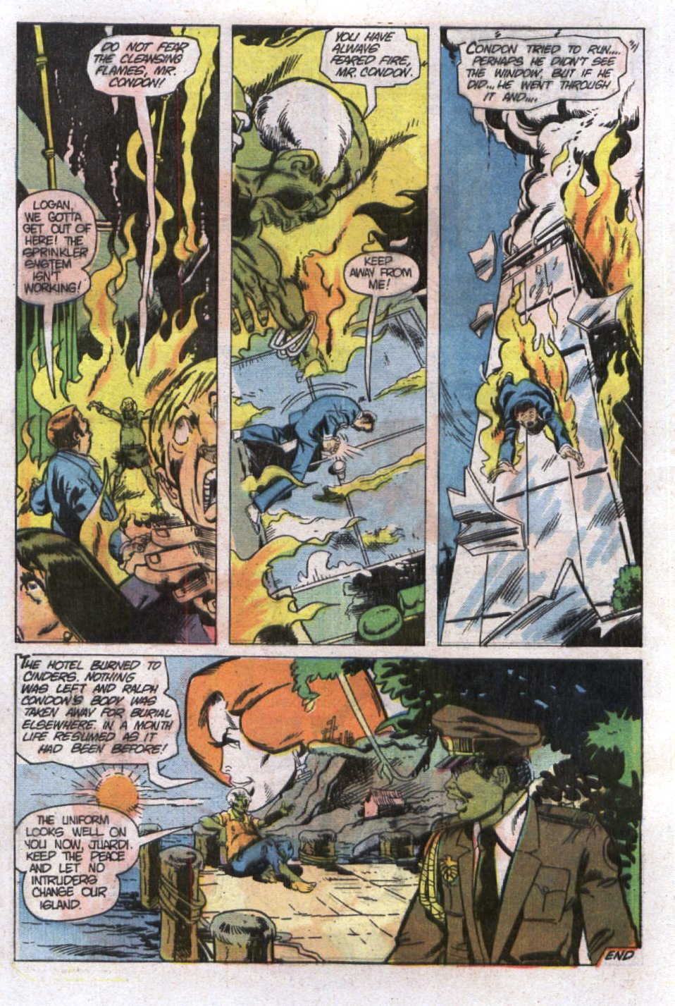 Read online Scary Tales comic -  Issue #24 - 32