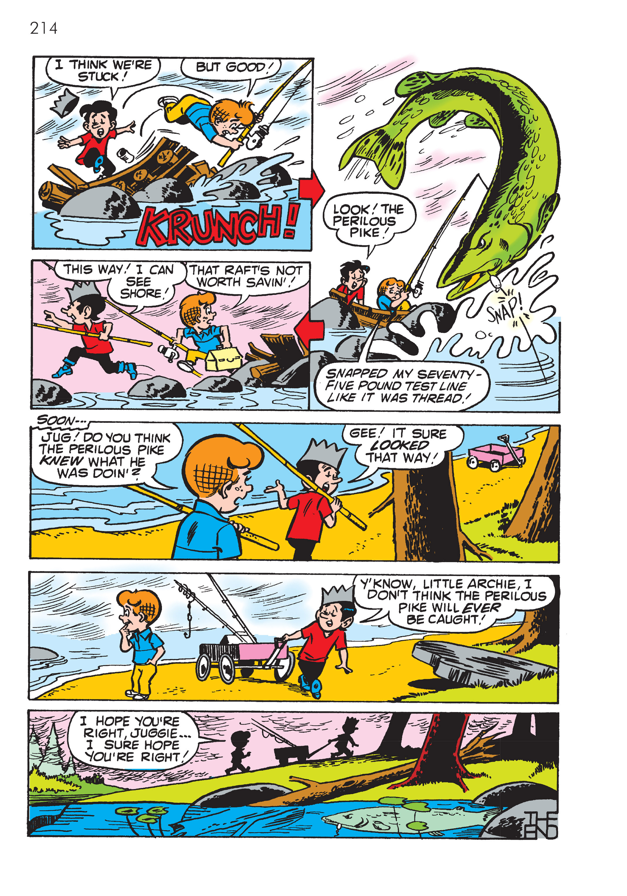 Read online The Best of Archie Comics comic -  Issue # TPB 4 (Part 2) - 4