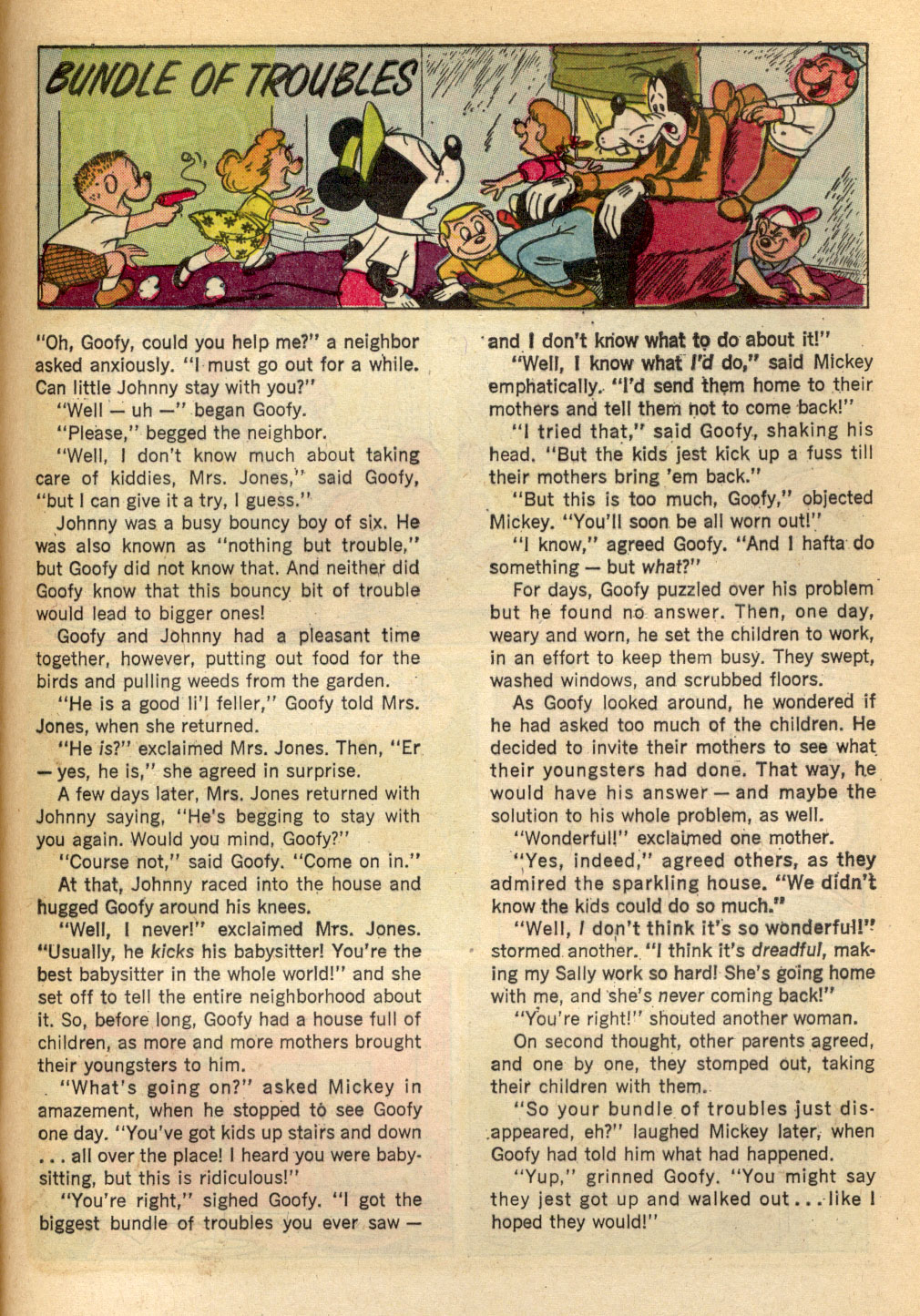 Uncle Scrooge (1953) Issue #70 #70 - English 29