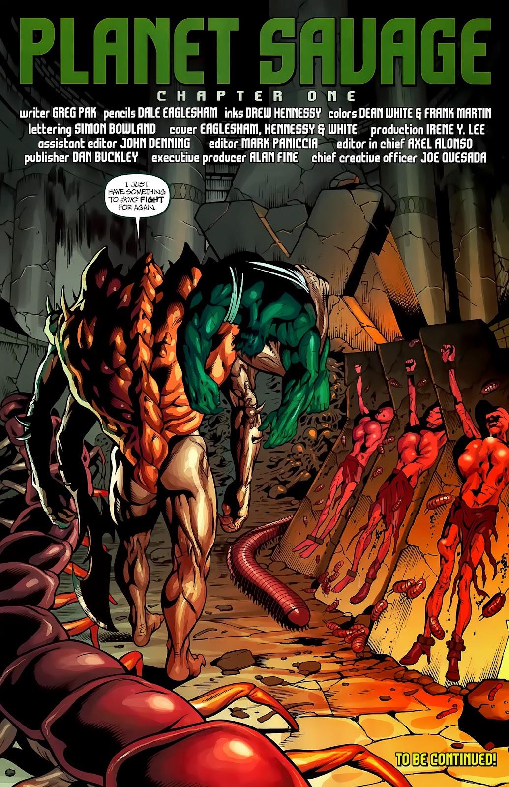 Incredible Hulks (2010) Issue #623 #13 - English 23