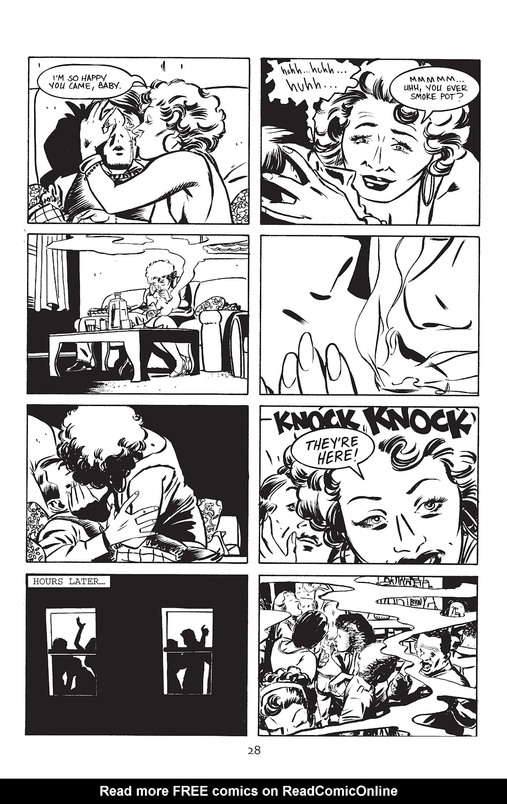 Stray Bullets Issue #5 #5 - English 30