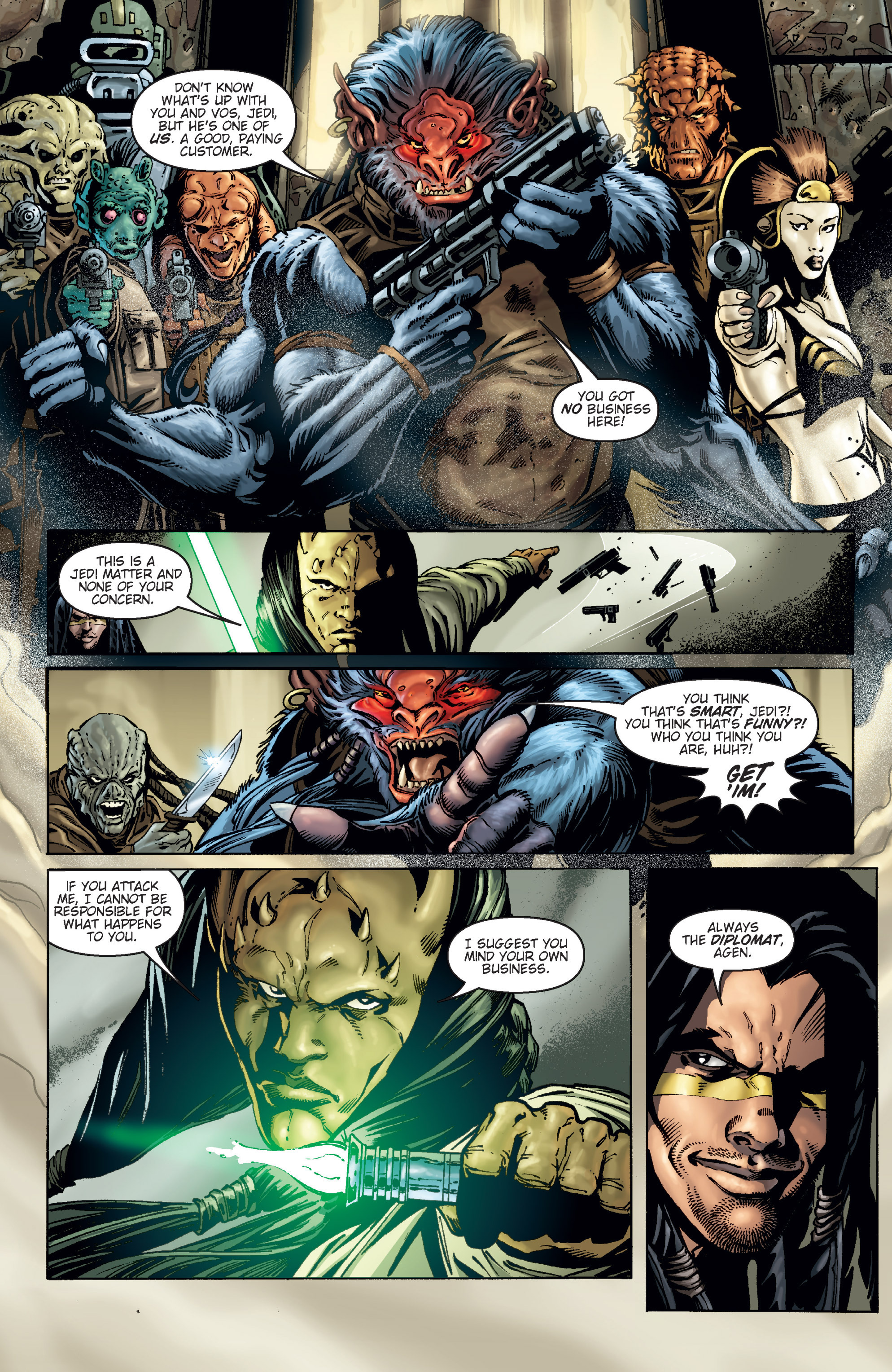 Star Wars Legends Epic Collection: The Clone Wars chap 2 pic 46