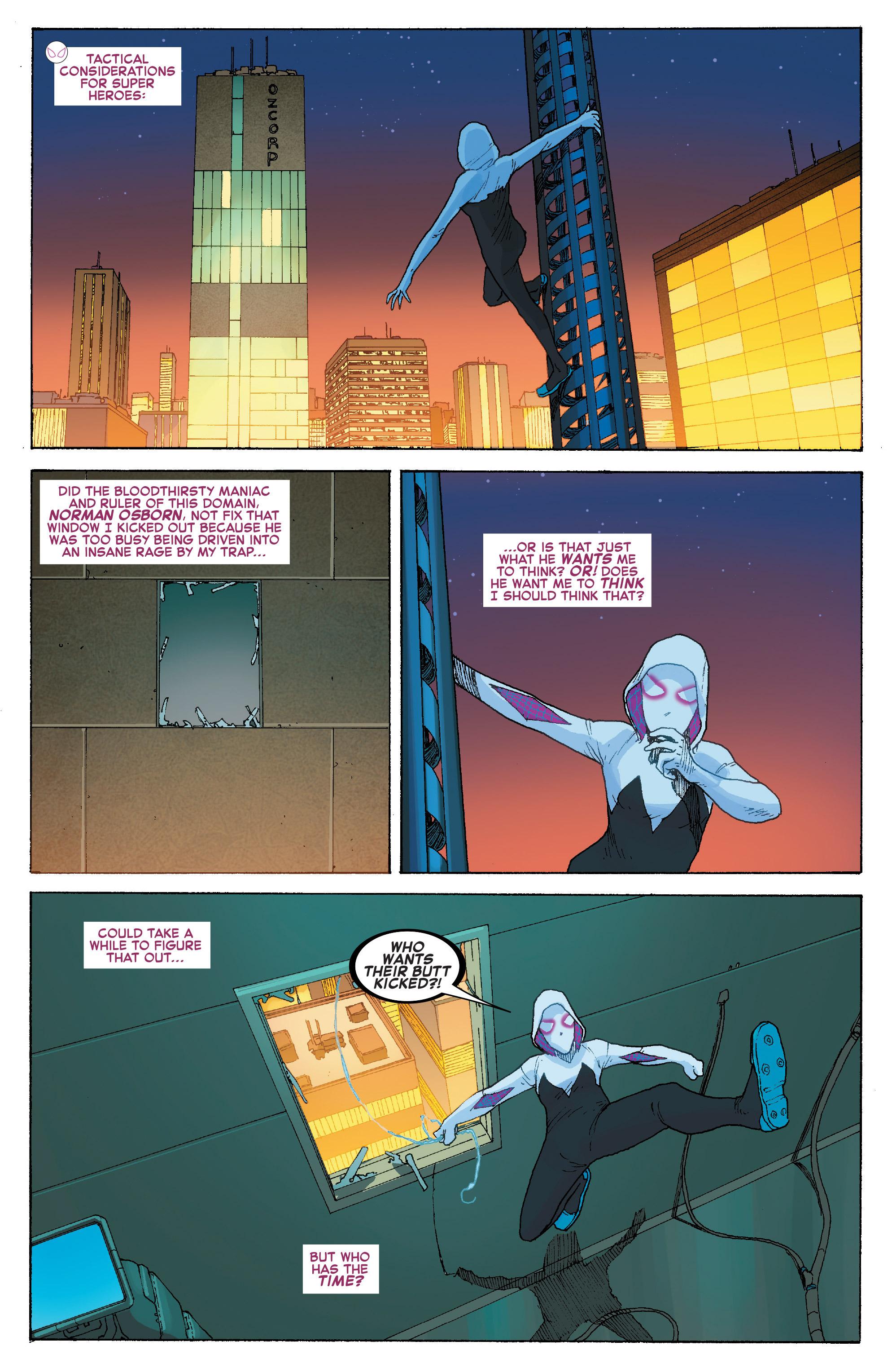 Read online Spider-Verse [II] comic -  Issue #5 - 5