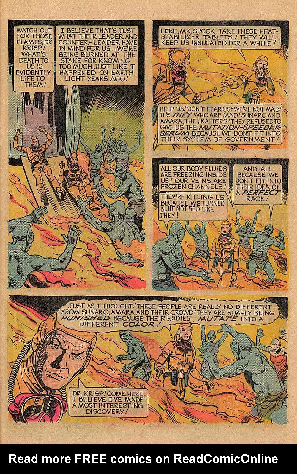 Star Trek (1967) Issue #27 #27 - English 16