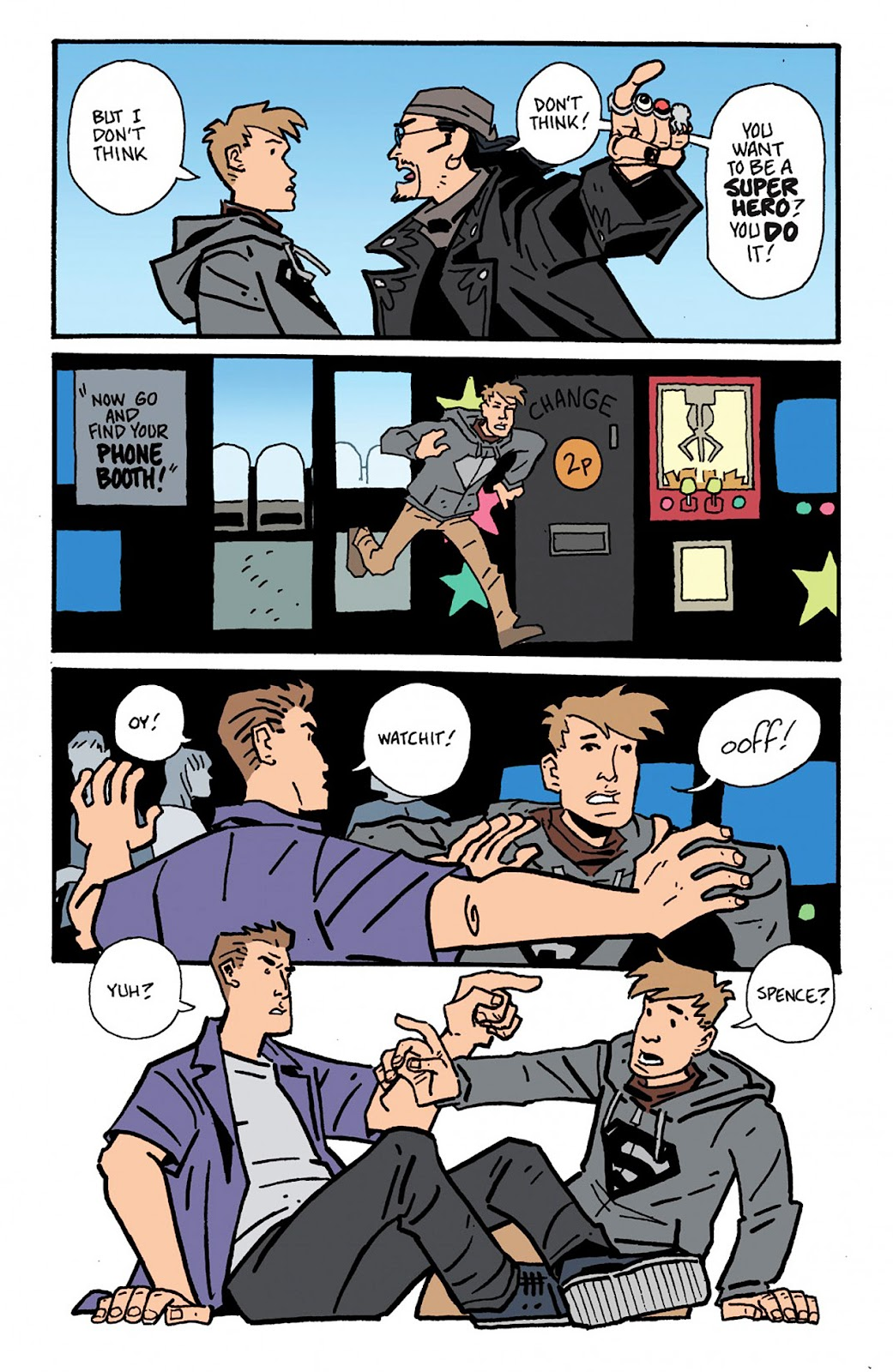 Mudman Issue #4 #4 - English 16